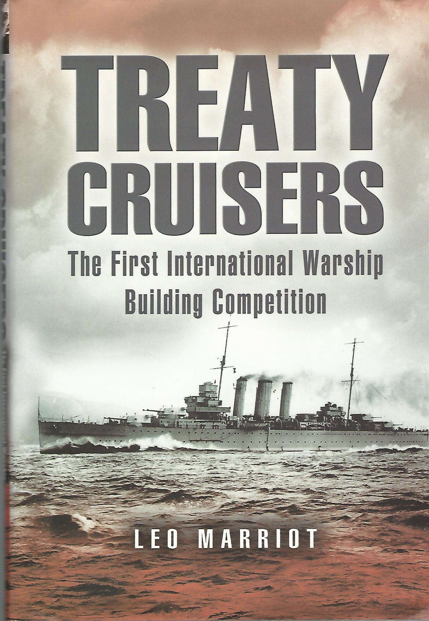 Image for Treaty Cruisers: The First International Warship Building Competition
