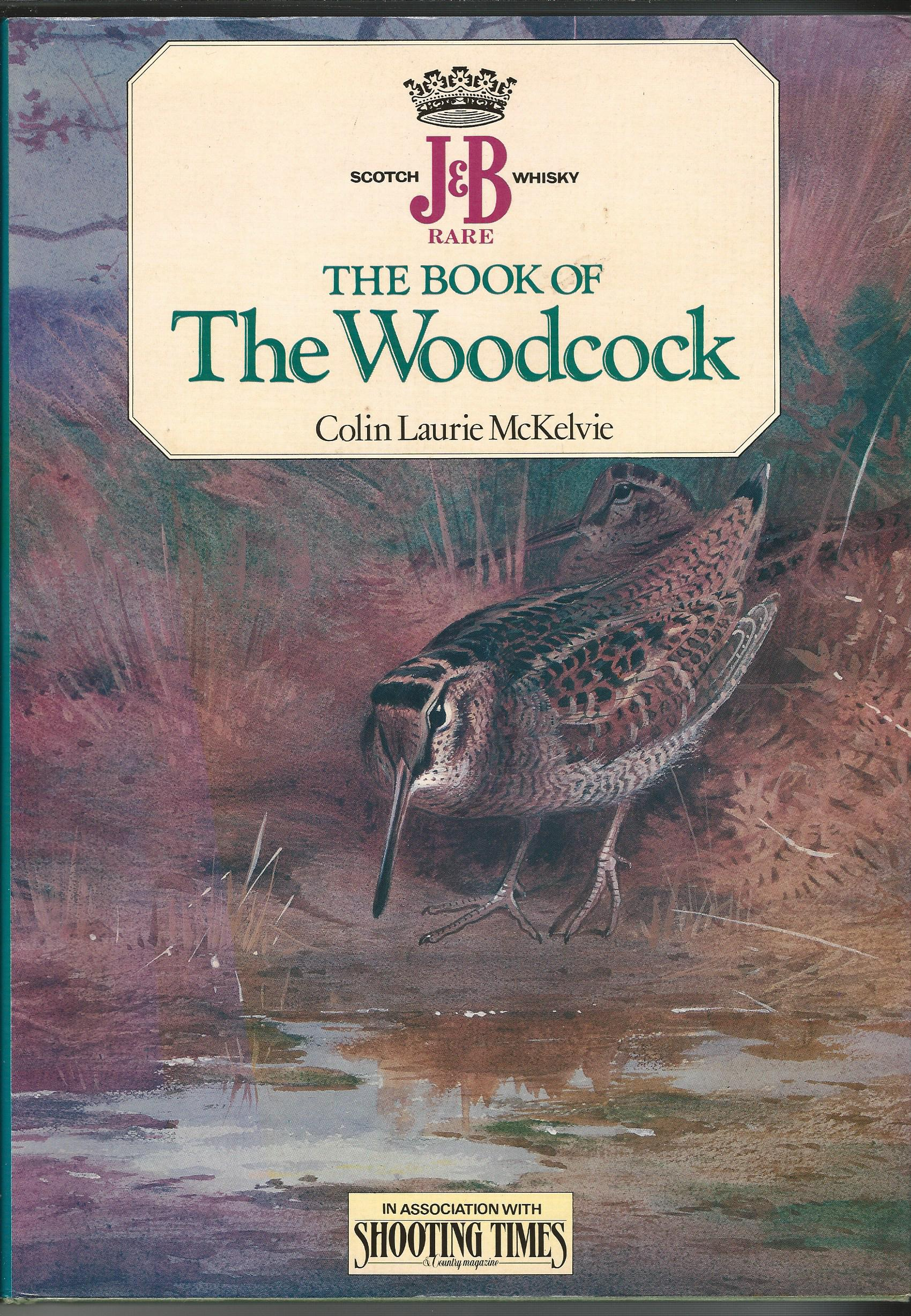 Image for J. & B. Rare Whisky Book of the Woodcock.