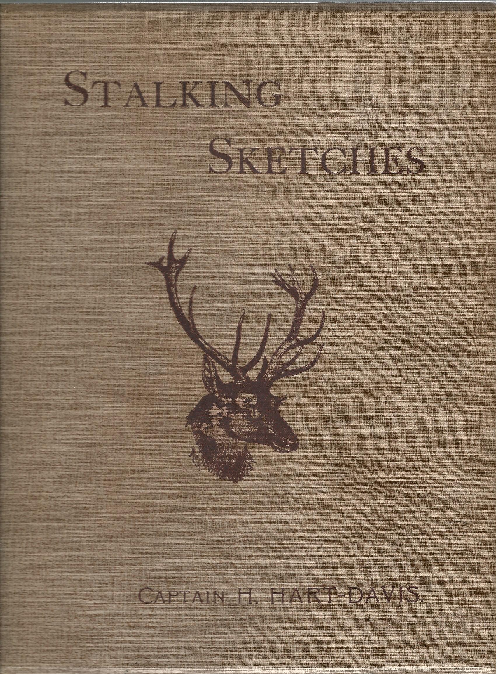 Image for Stalking Sketches.