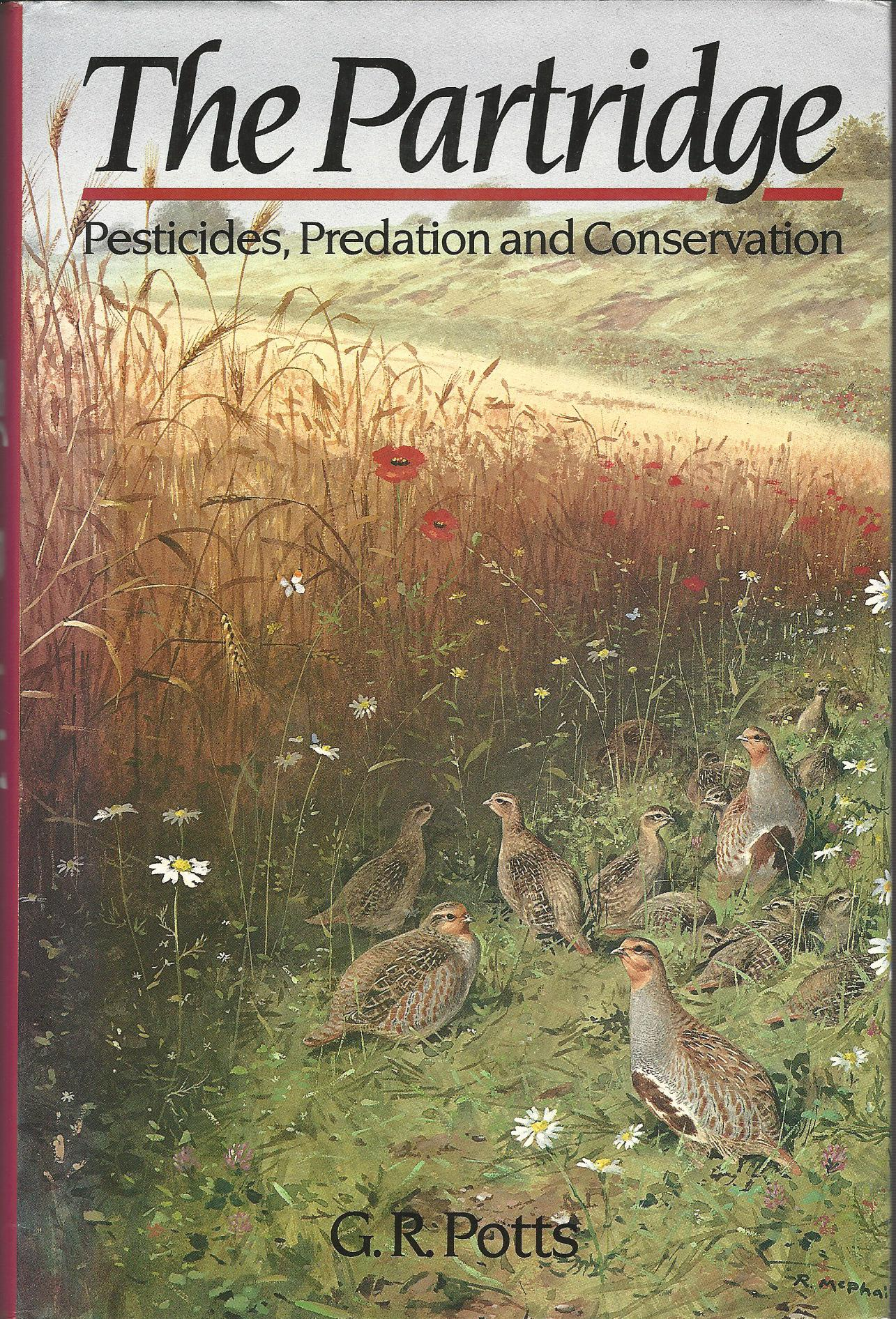 Image for The Partridge: Pesticides, Predation and Conservation.