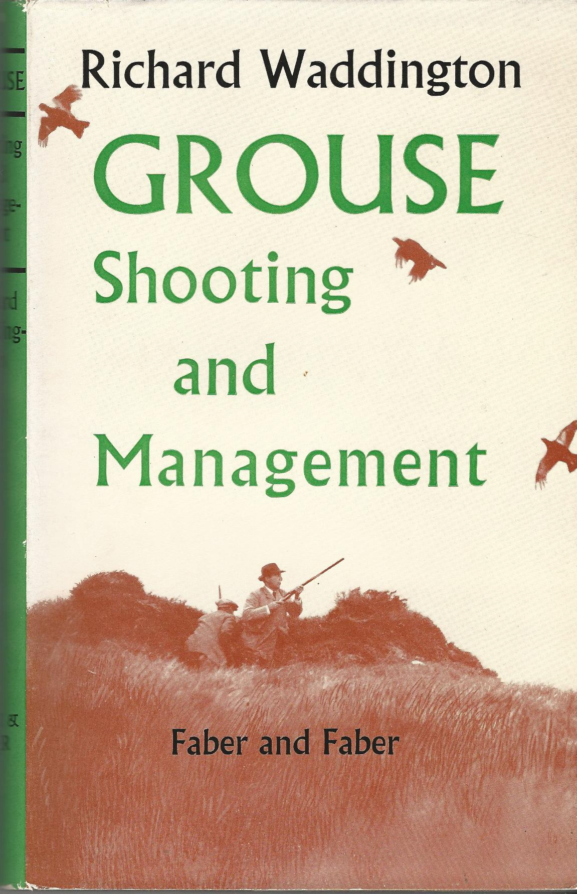Image for Grouse Shooting and Management.