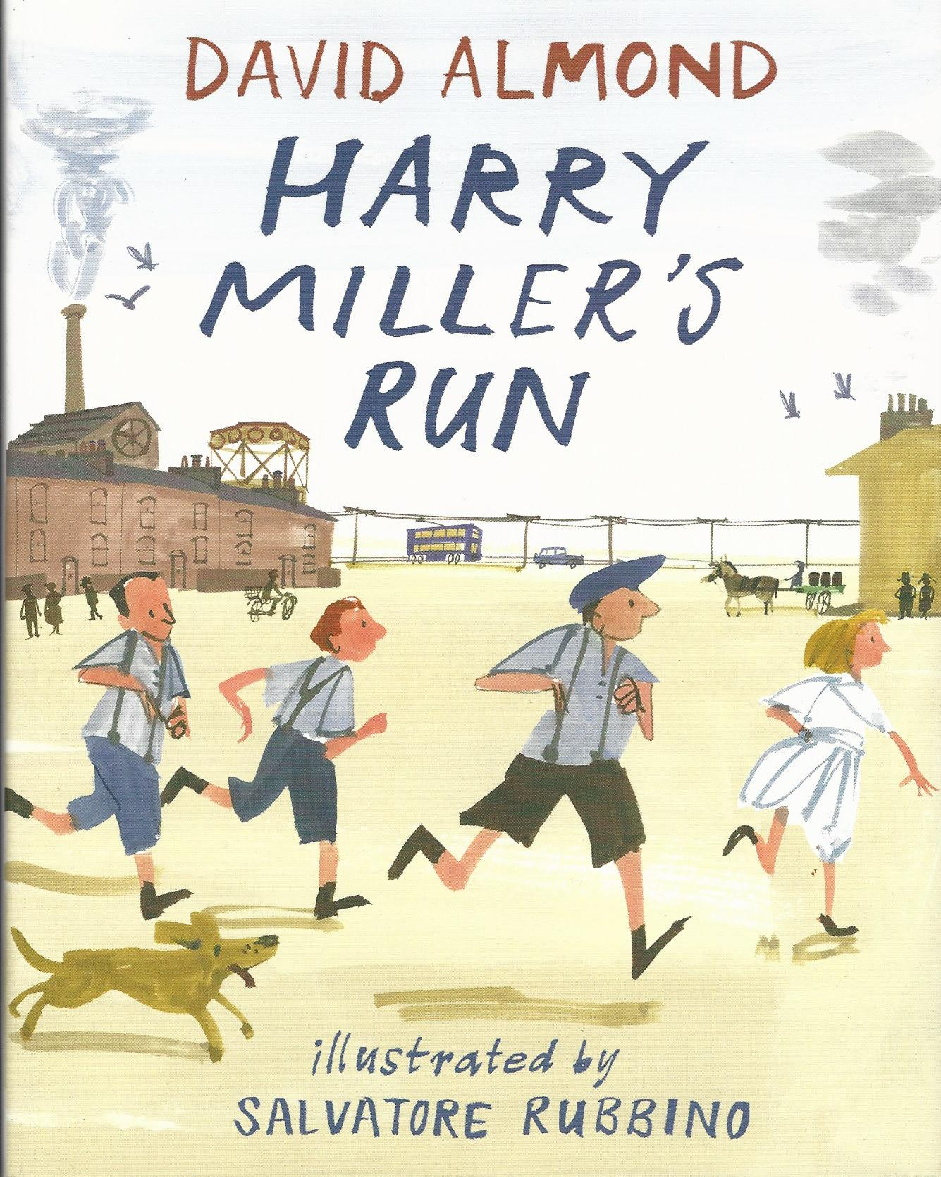 Image for Harry Miller's Run.