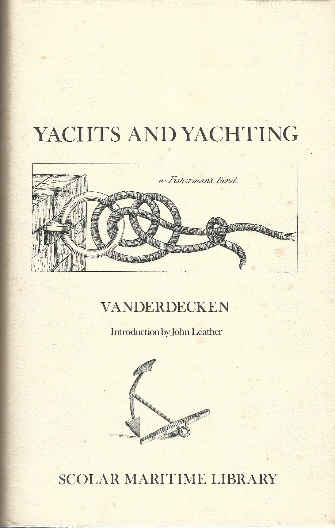 Image for Yachts and Yachting