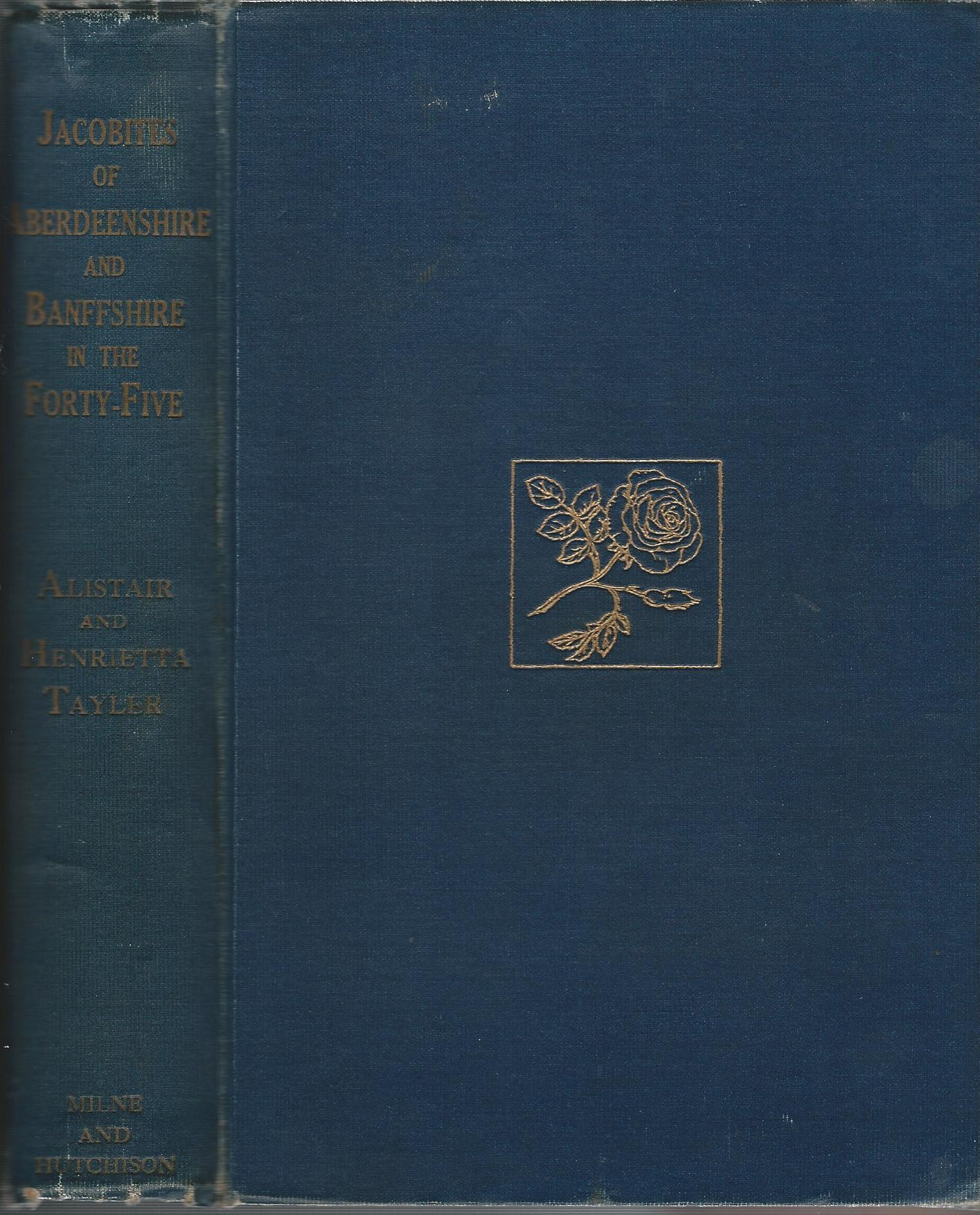 Image for Jacobites of Aberdeenshire & Banffshire in the Forty-Five.