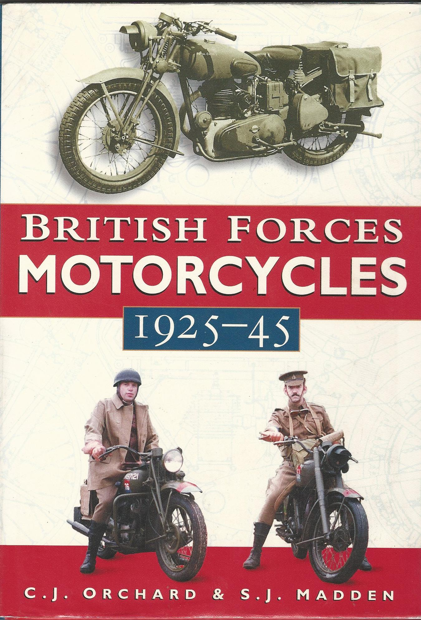 Image for British Forces Motorcycles 1925 - 45