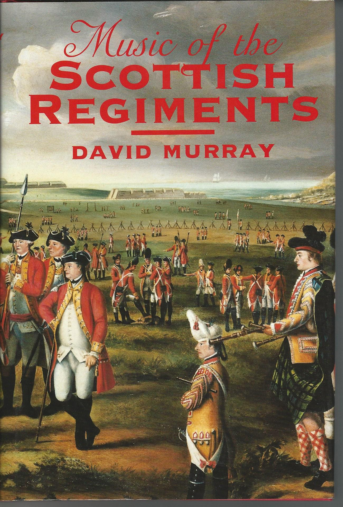 Image for Music of the Scottish Regiments.