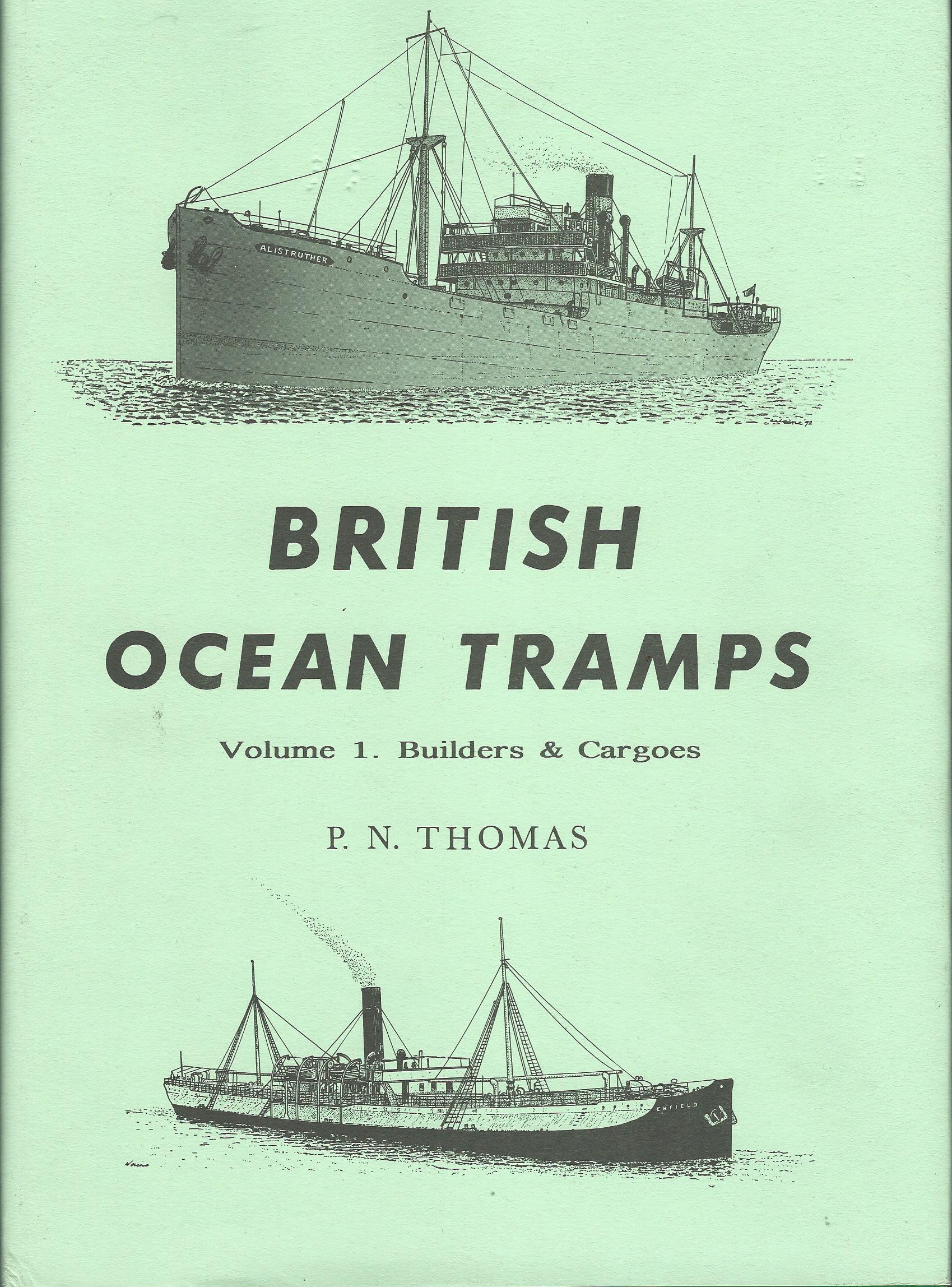 Image for British Ocean Tramps.