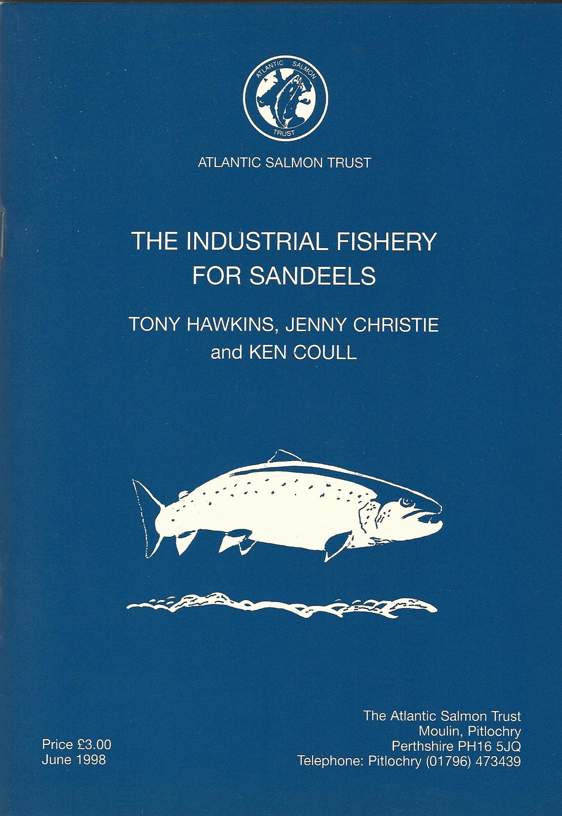 Image for The Industrial Fisheries for Sandeels