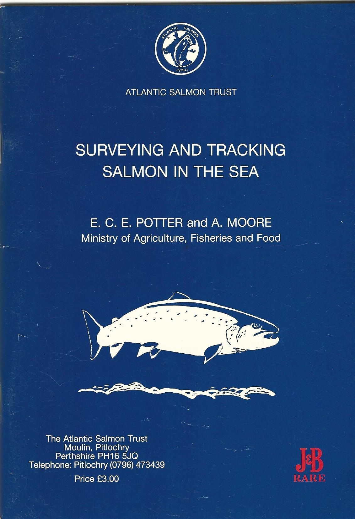 Image for Surveying and Tracking Salmon in the Sea.