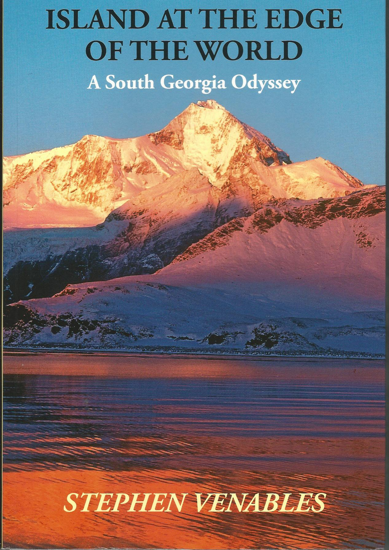 Image for Island at the Edge of the World: A South Georgia Odyssey.
