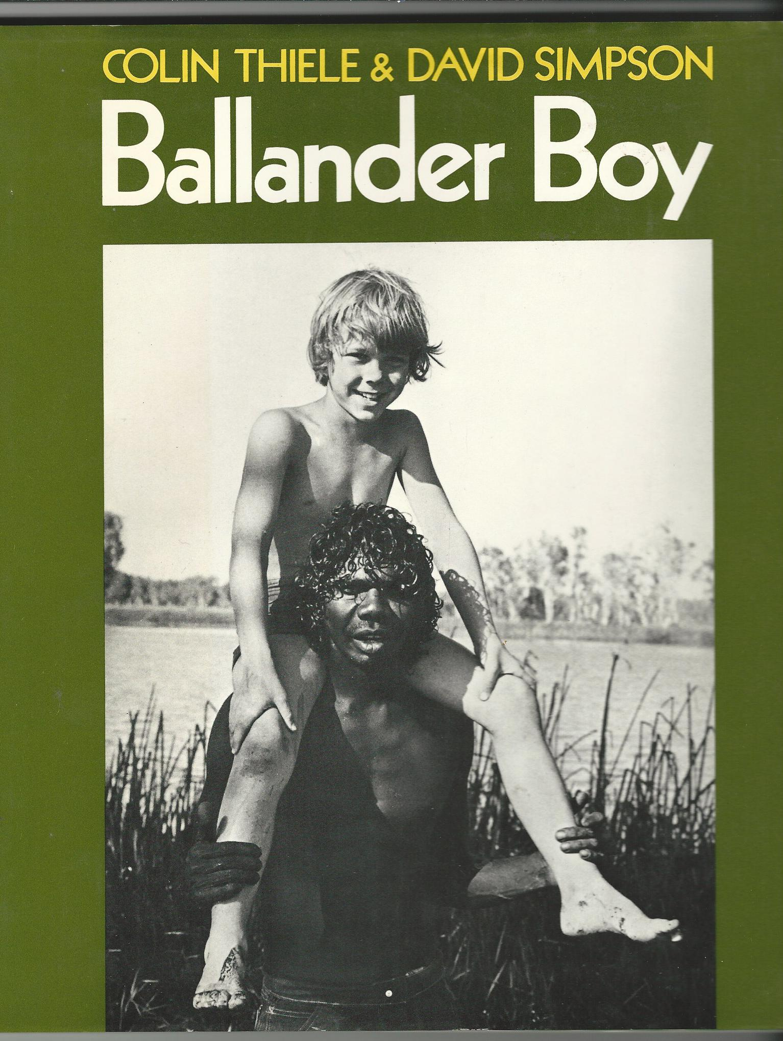 Image for Ballander Boy.