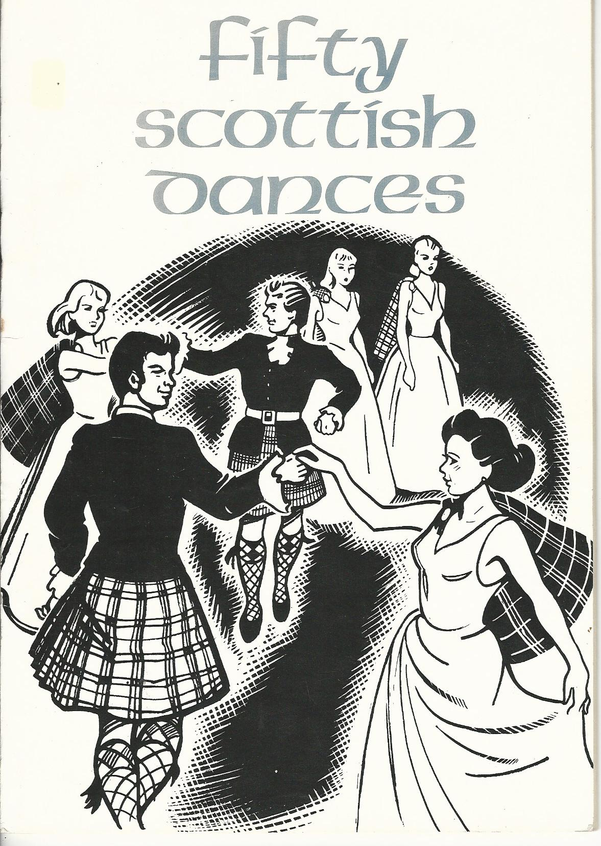 Image for Fifty Scottish Dances.