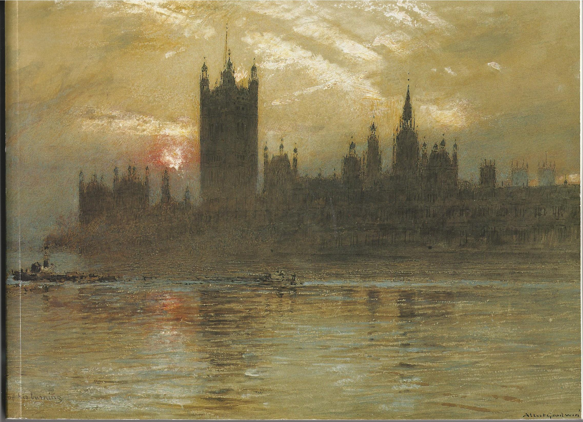 Image for Albert Goodwin RWS 1845-1932: Exhibition Catalogue