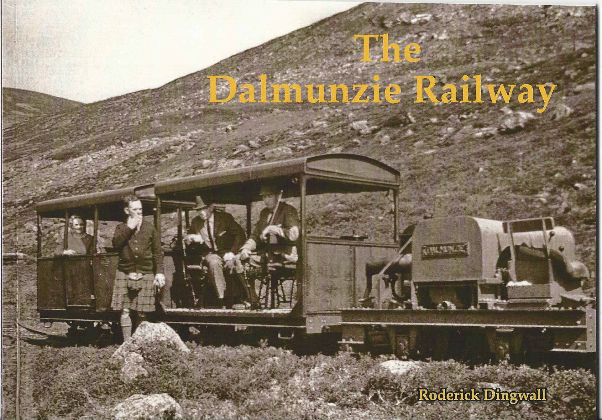 Image for The Dalmunzie Railway
