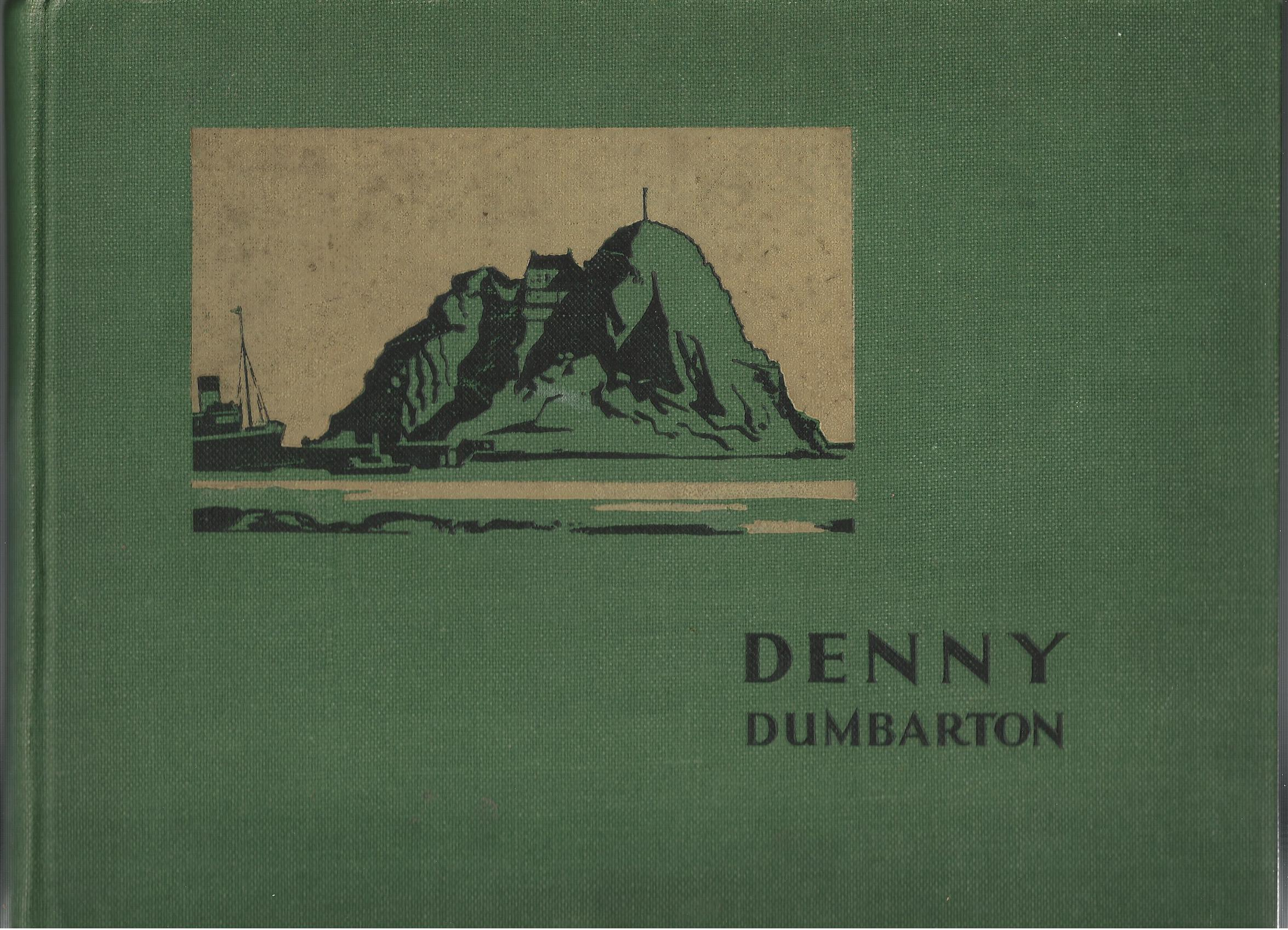 Image for Denny Dumbarton 1844-1932