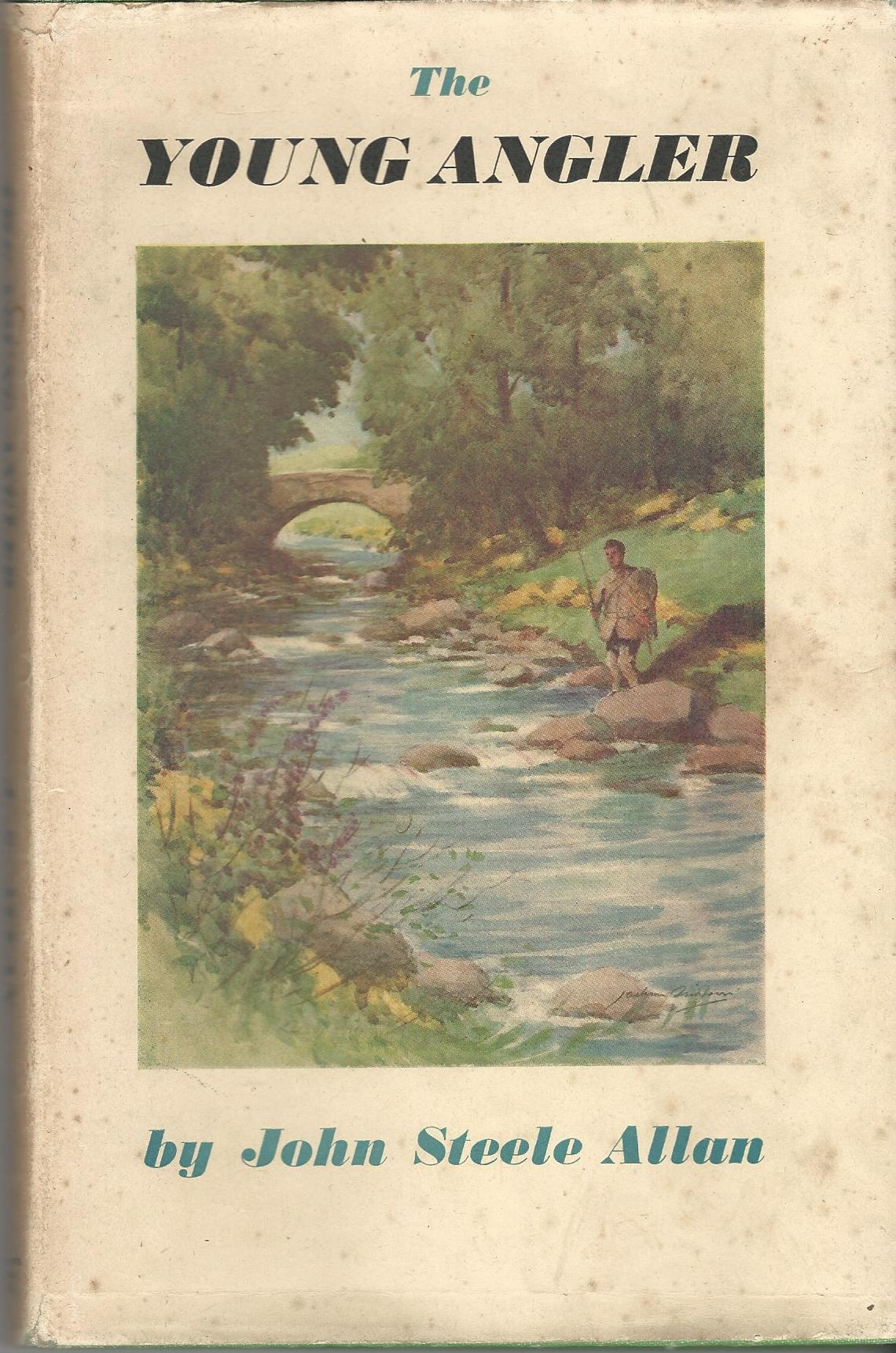 Image for The Young Angler.