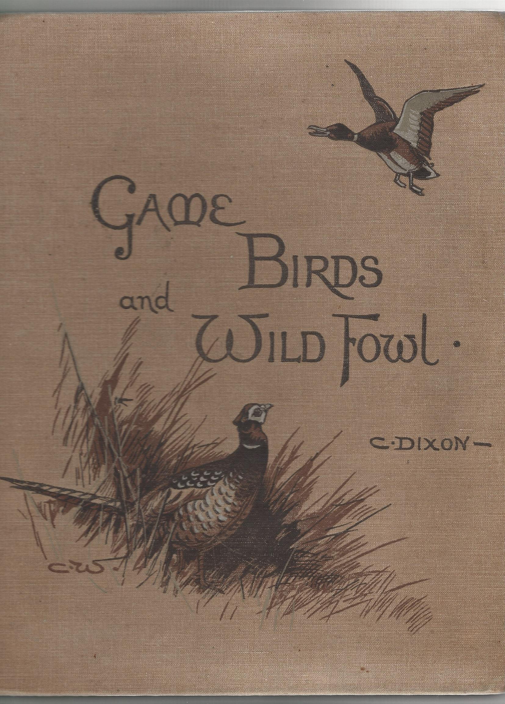 Image for Game Birds and Wild Fowl.