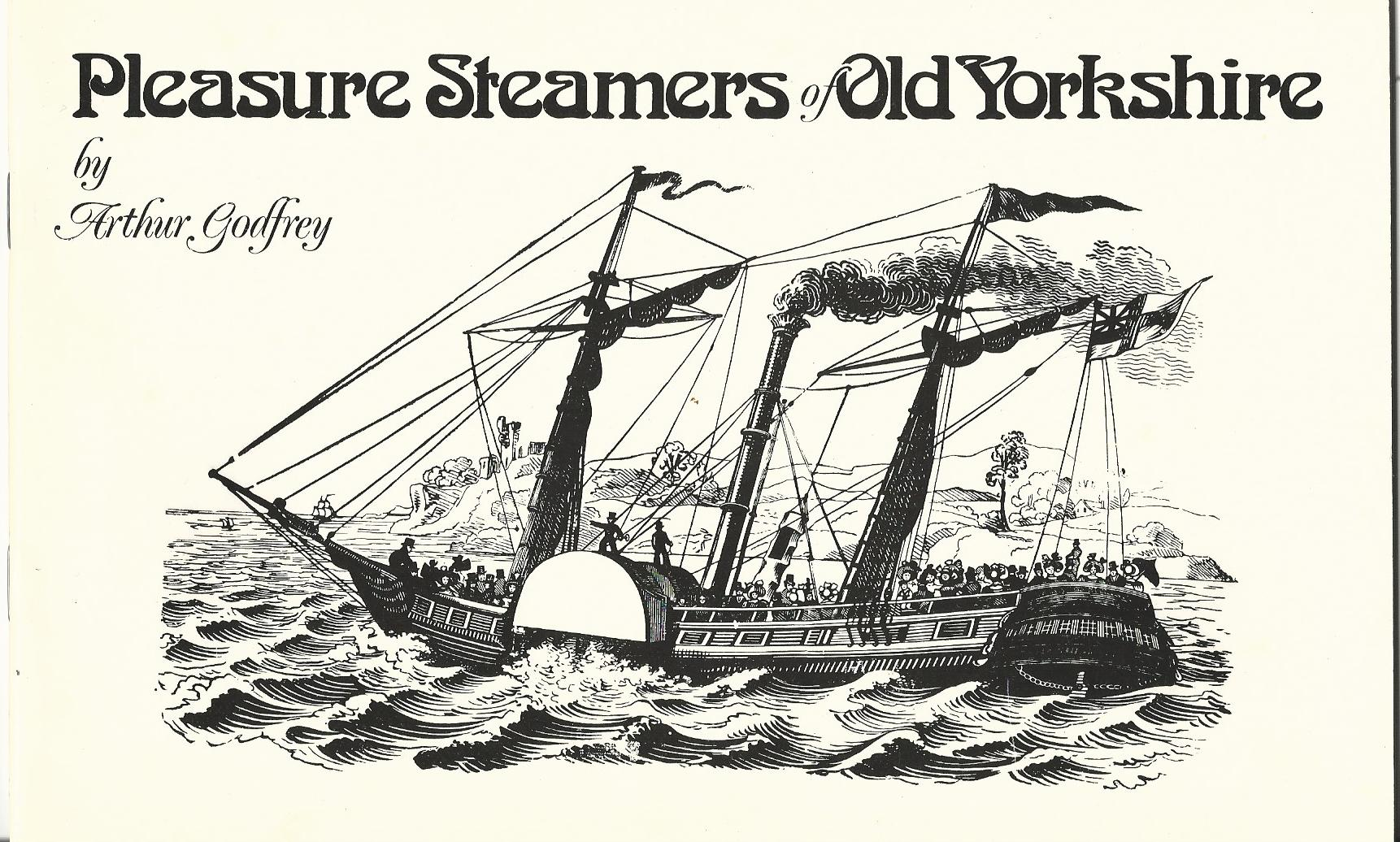 Image for Pleasure Steamers of Old Yorkshire.