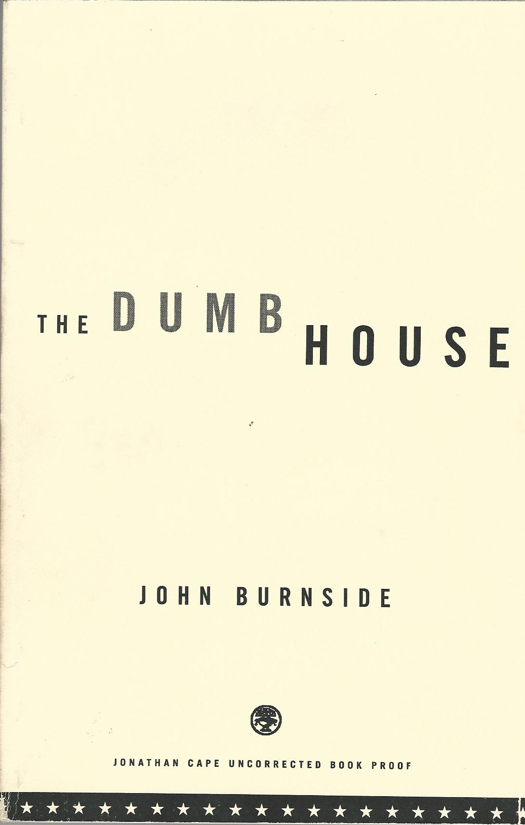 Image for The Dumb House