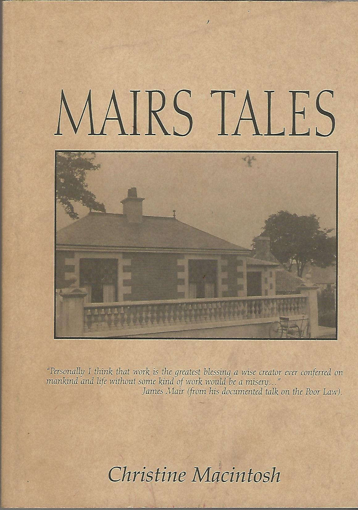 Image for Mairs Tales