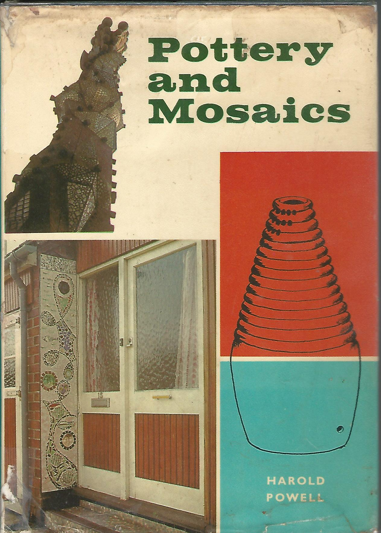 Image for Pottery and Mosaics.
