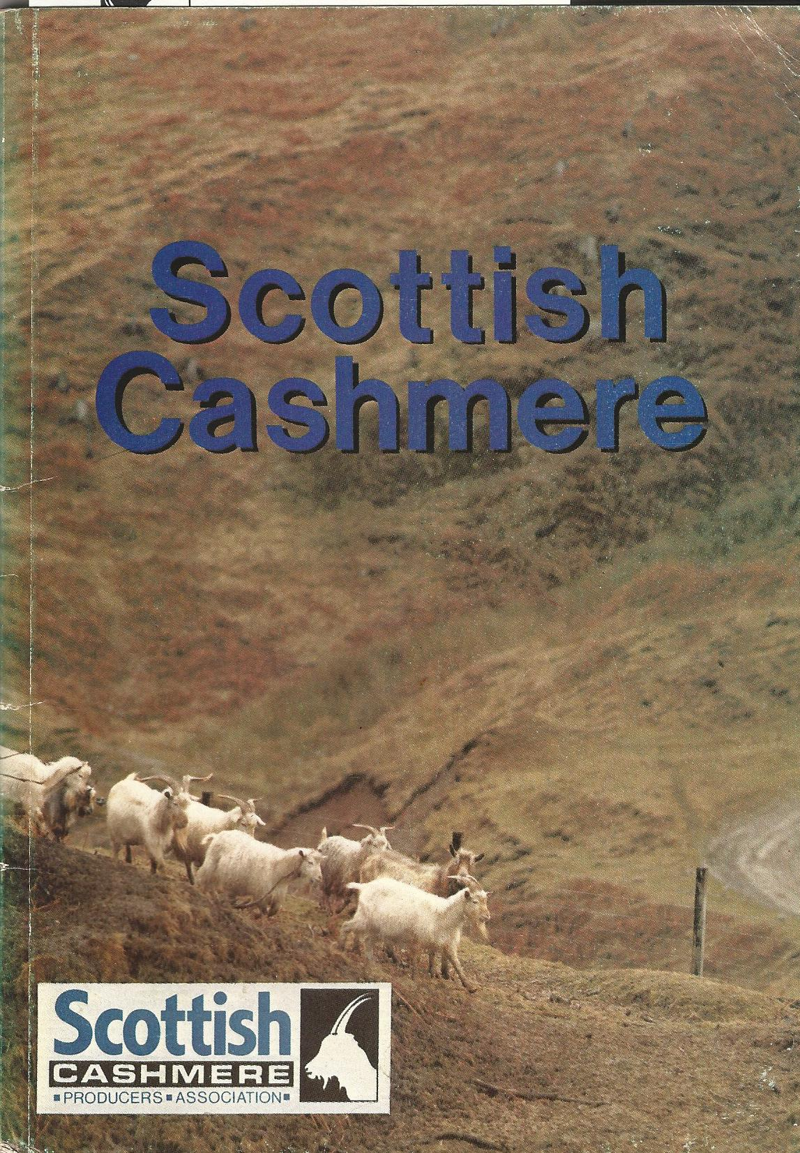 Image for Scottish Cashmere.