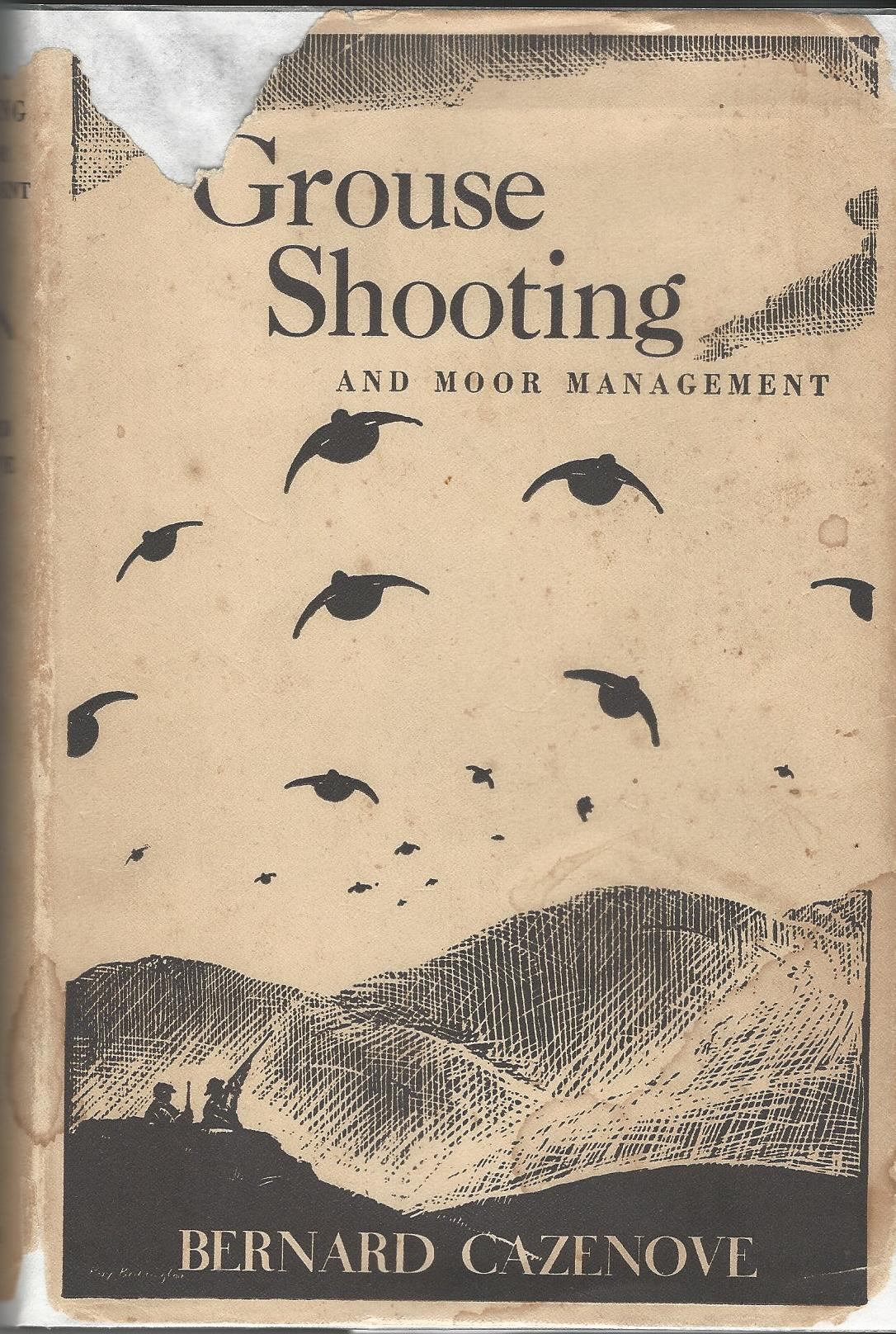Image for Grouse Shooting and Moor Management.