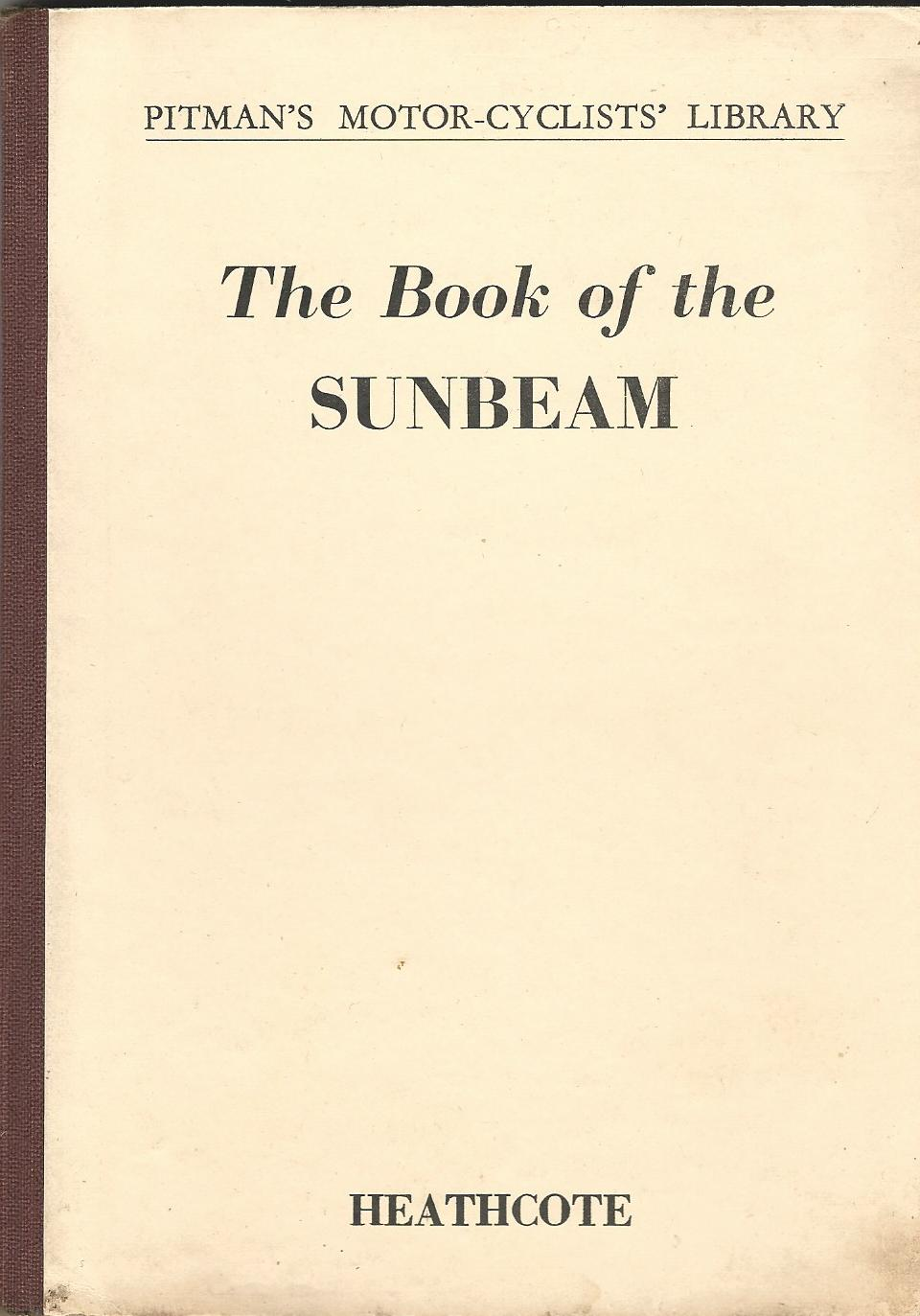 Image for The Book of the Sunbeam.