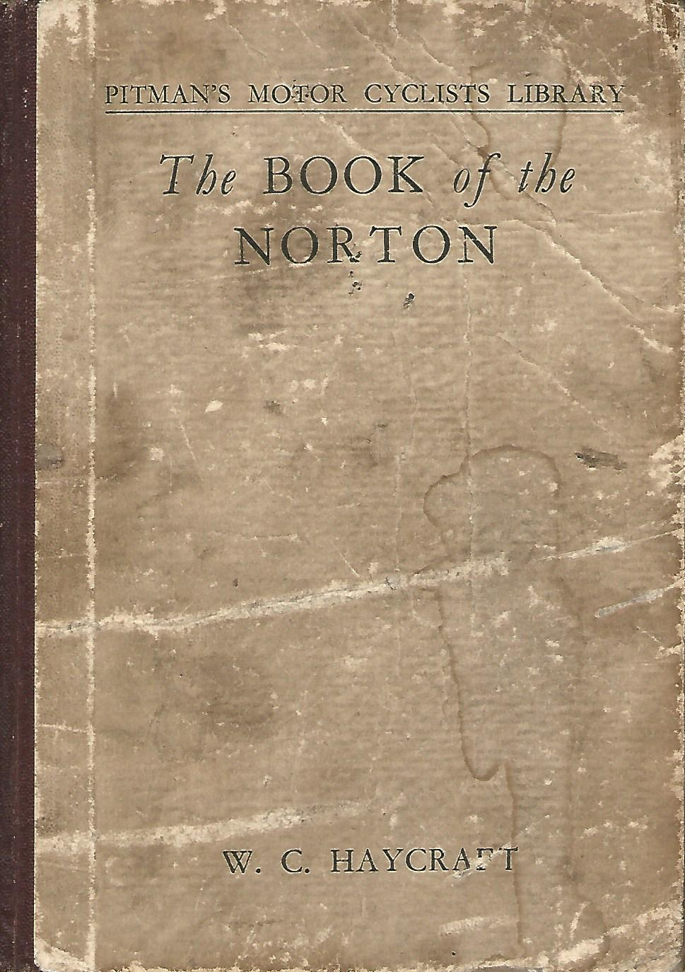 Image for The Book of the Norton.