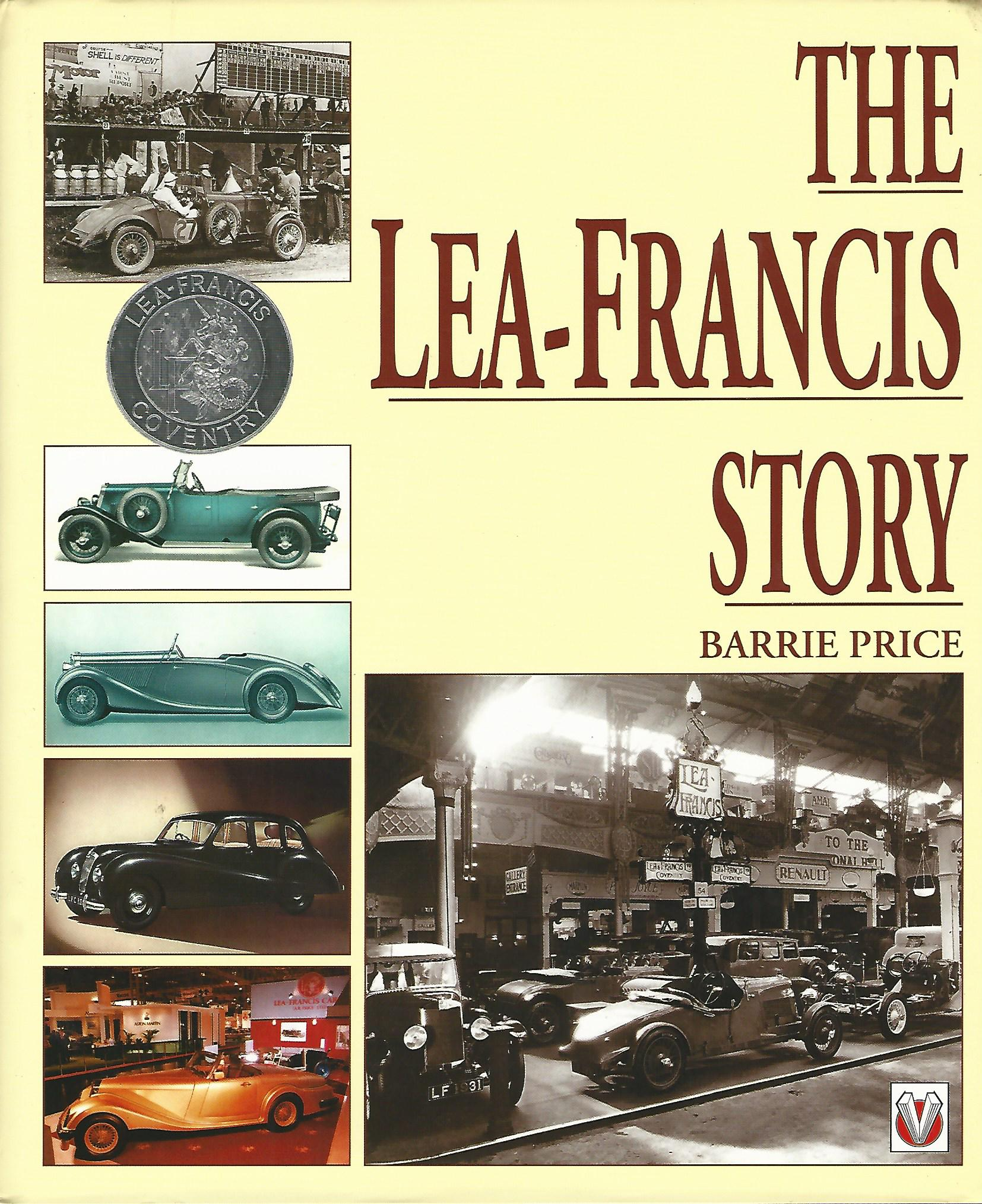 Image for The Lea-Francis Story.