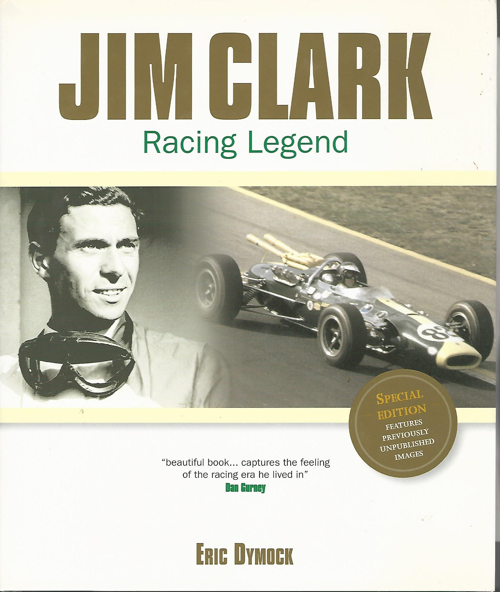 Image for Jim Clark: Racing Legend.