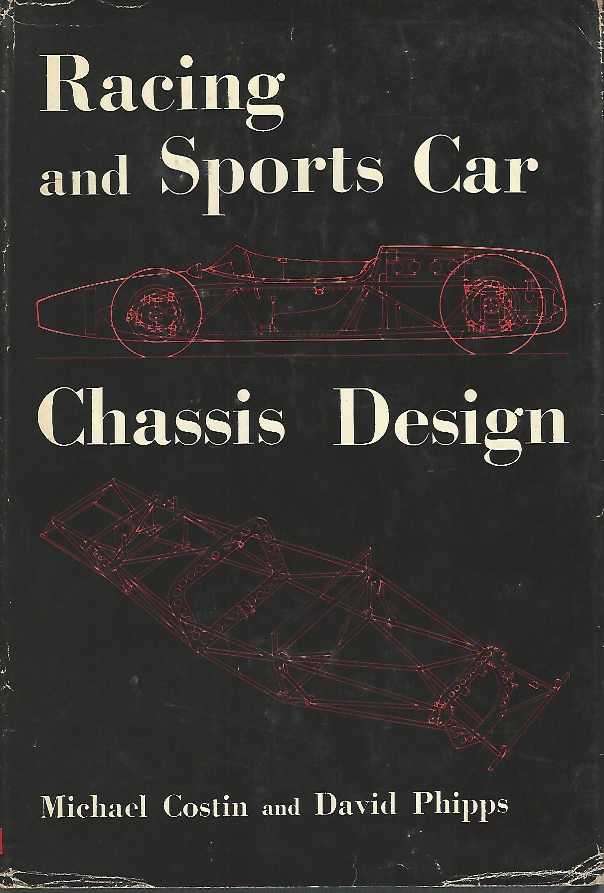 Image for Racing and Sports Car Chassis Design.