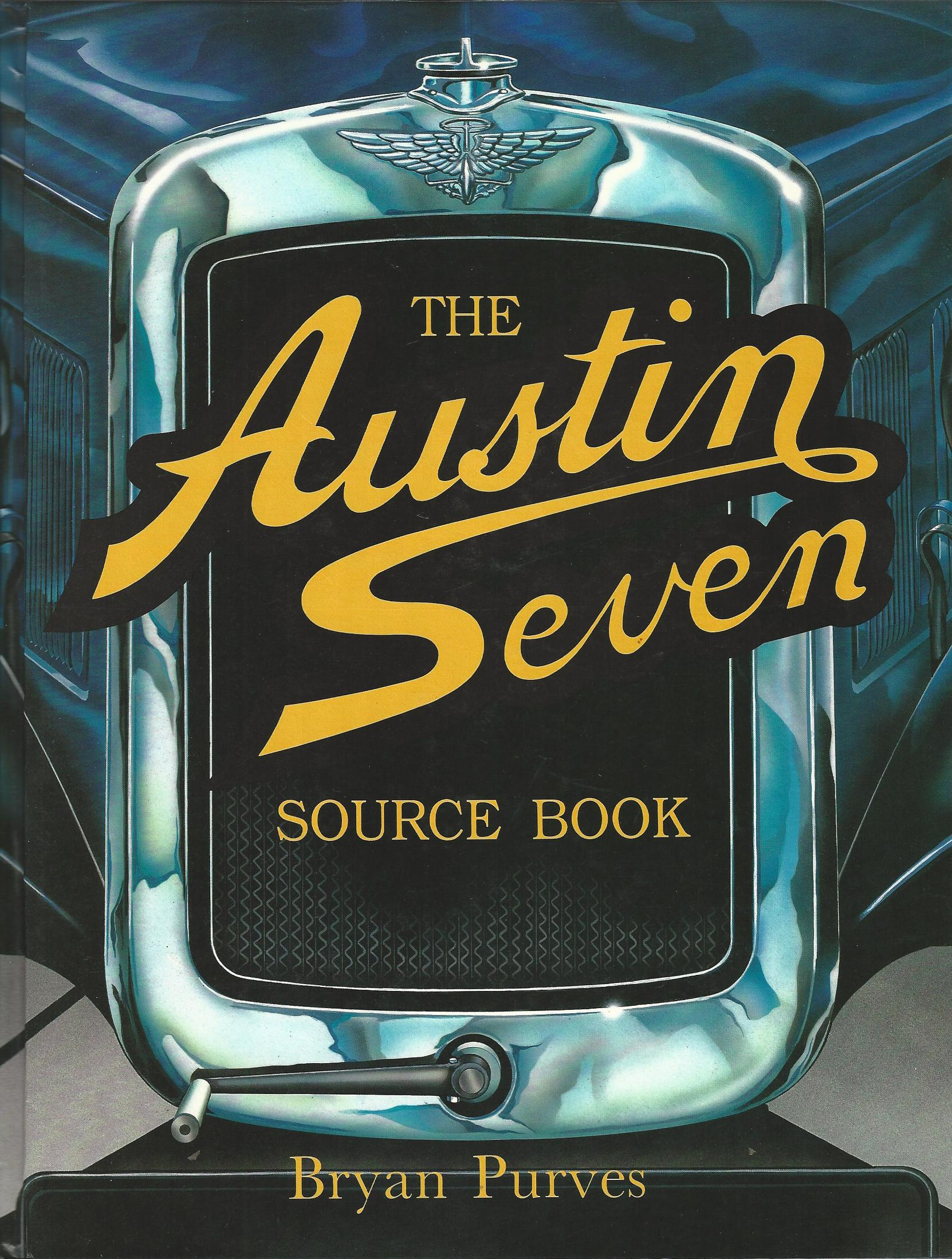 Image for The Austin Seven Source Book