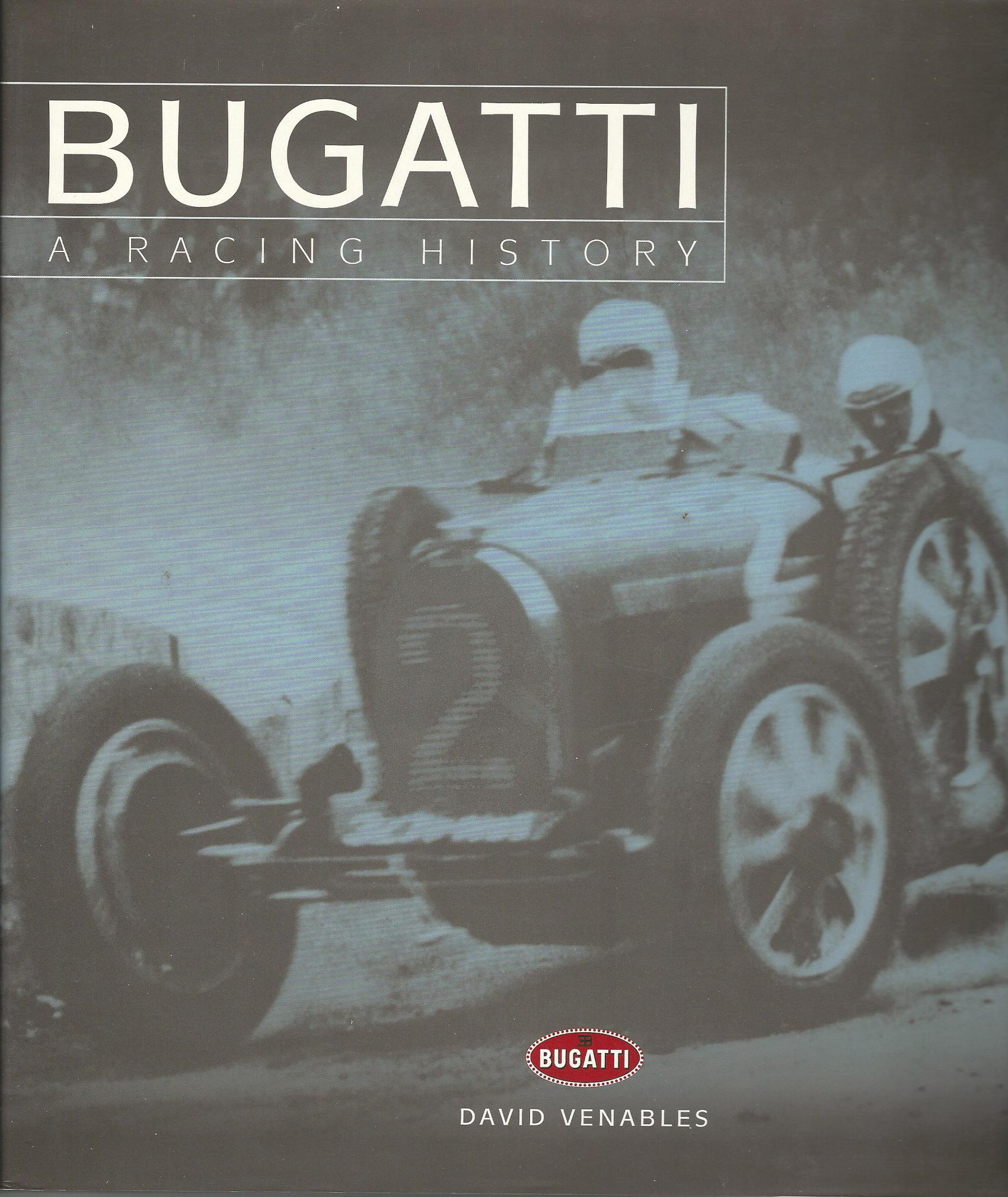 Image for Bugatti: A Racing History