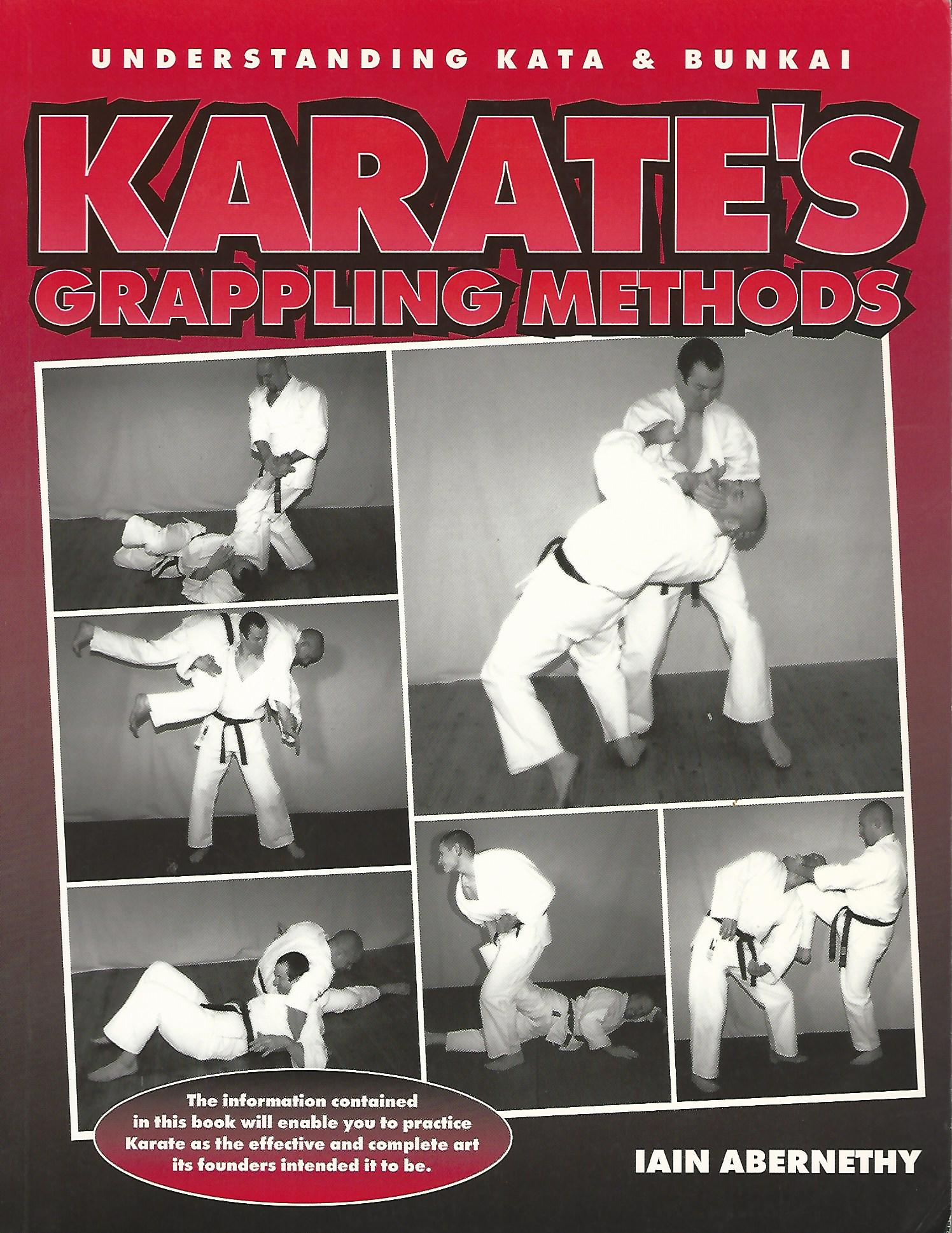 Image for Karate's Grappling Methods.
