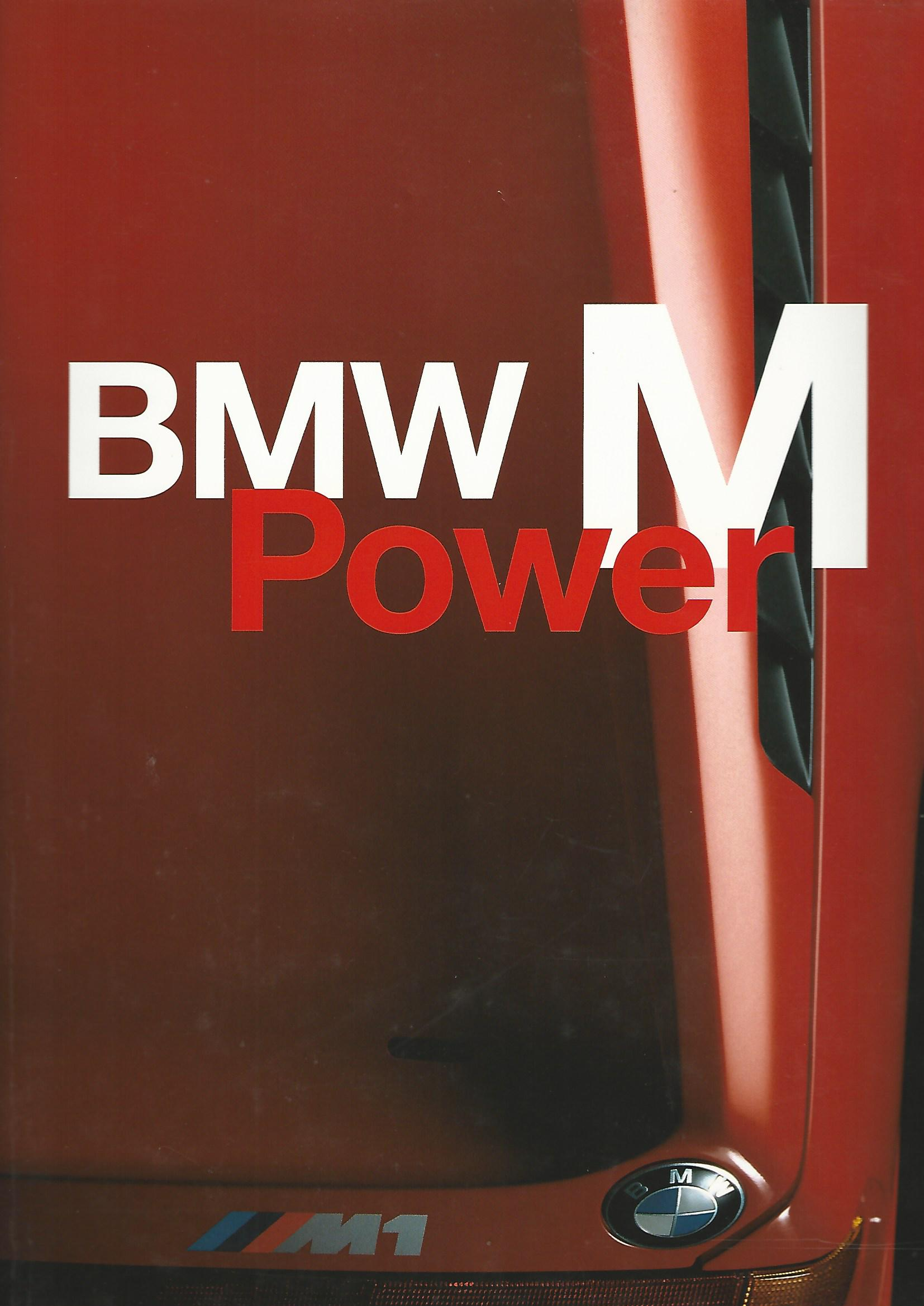 Image for BMW M Power.