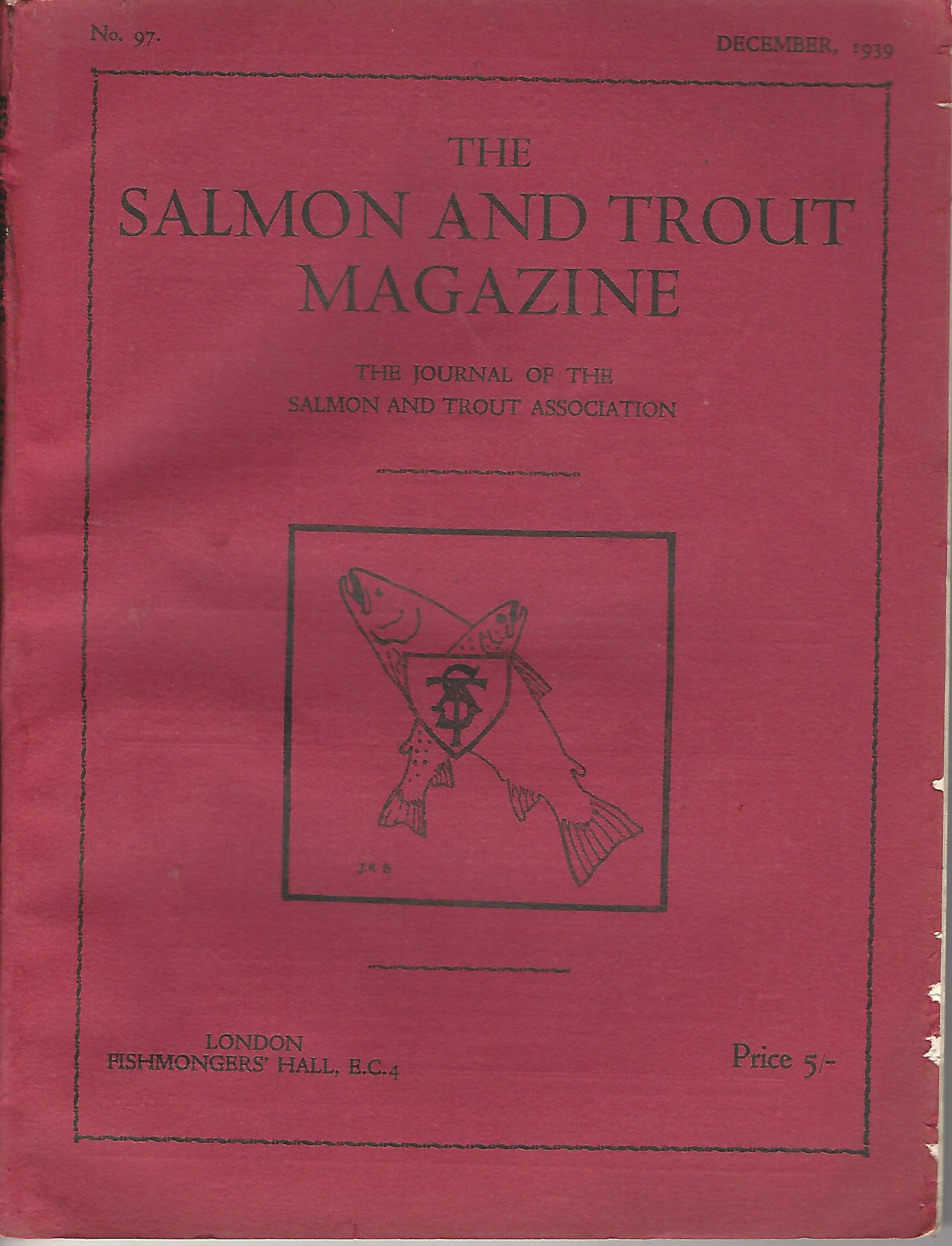 Image for The Salmon and Trout Magazine. The Journal of the Salmon and Trout Association. No. 97.