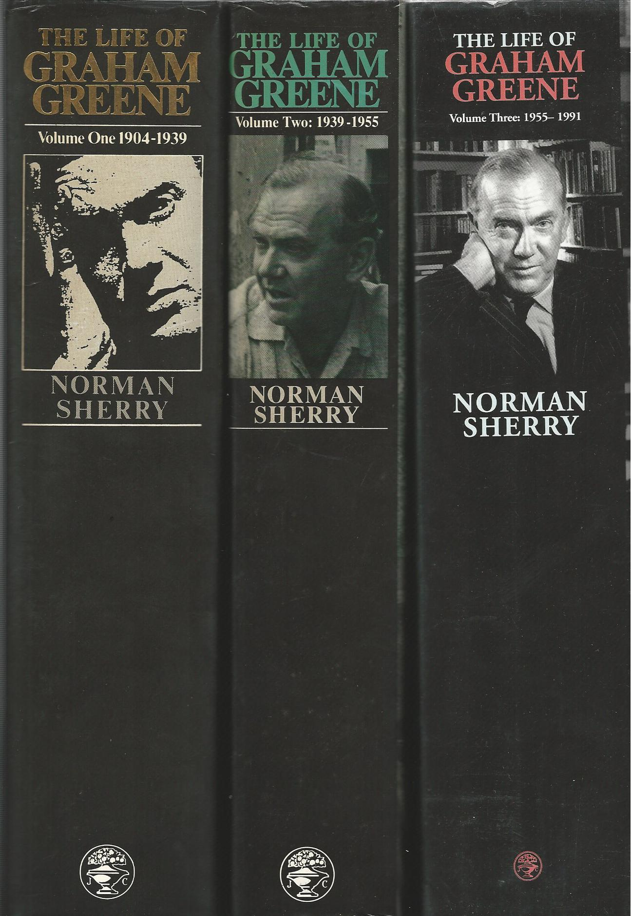 Image for The Life of Graham Greene: 3 Volume Set
