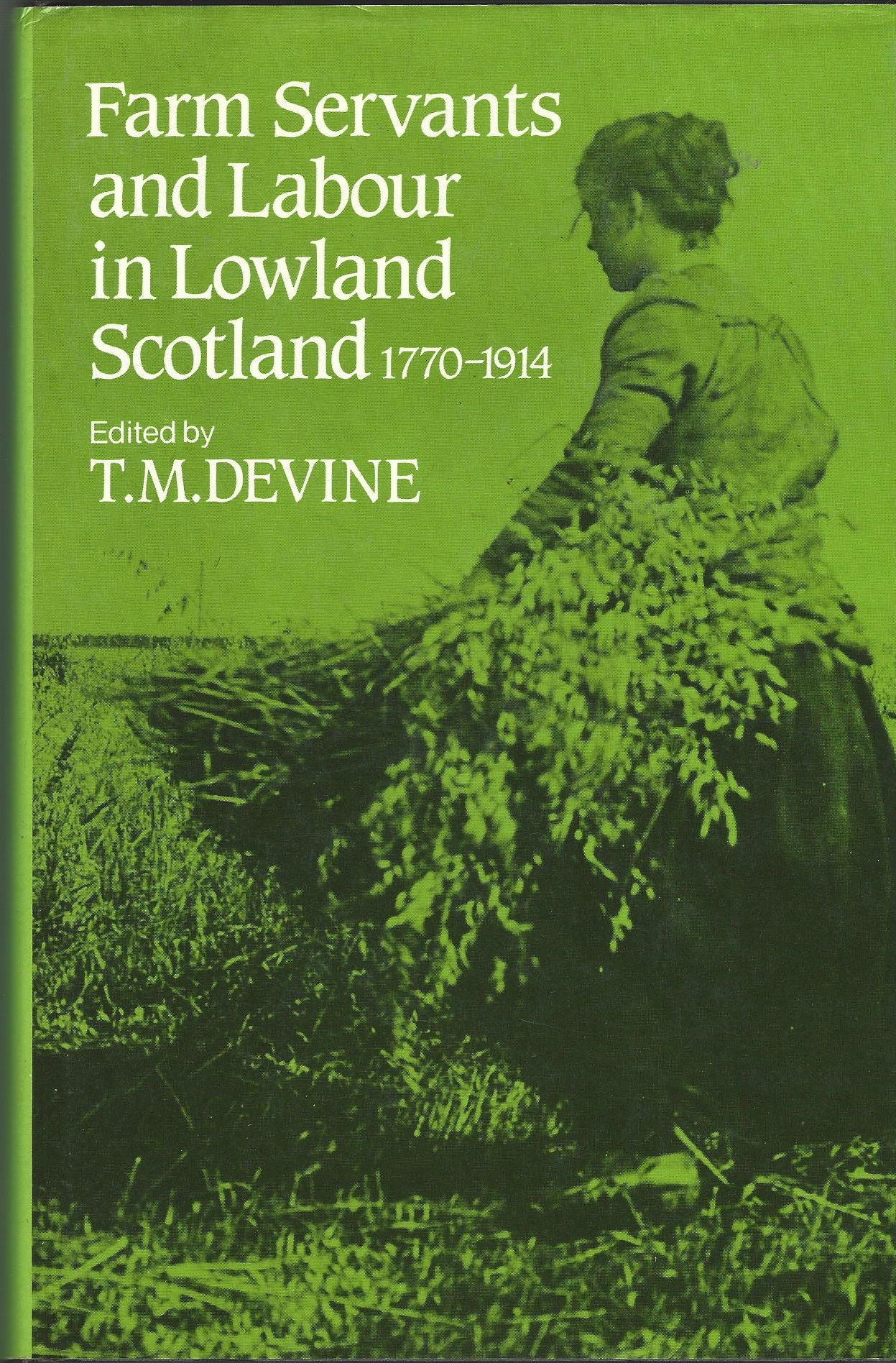 Image for Farm Servants and Labour in Lowland Scotland, 1770-1914.