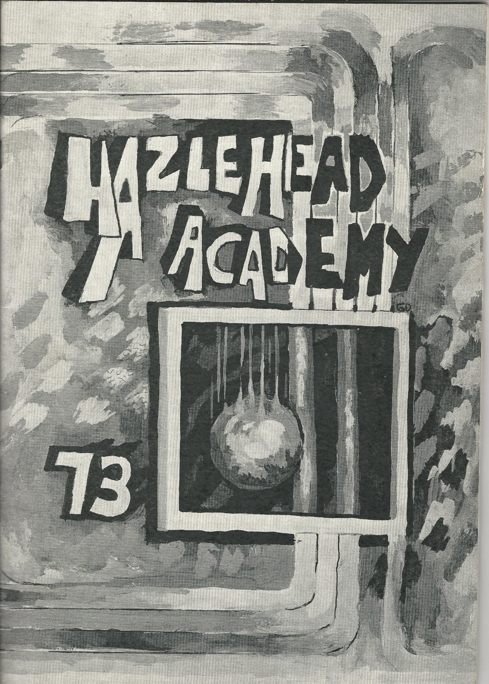 Image for Hazlehead Academy 1973.
