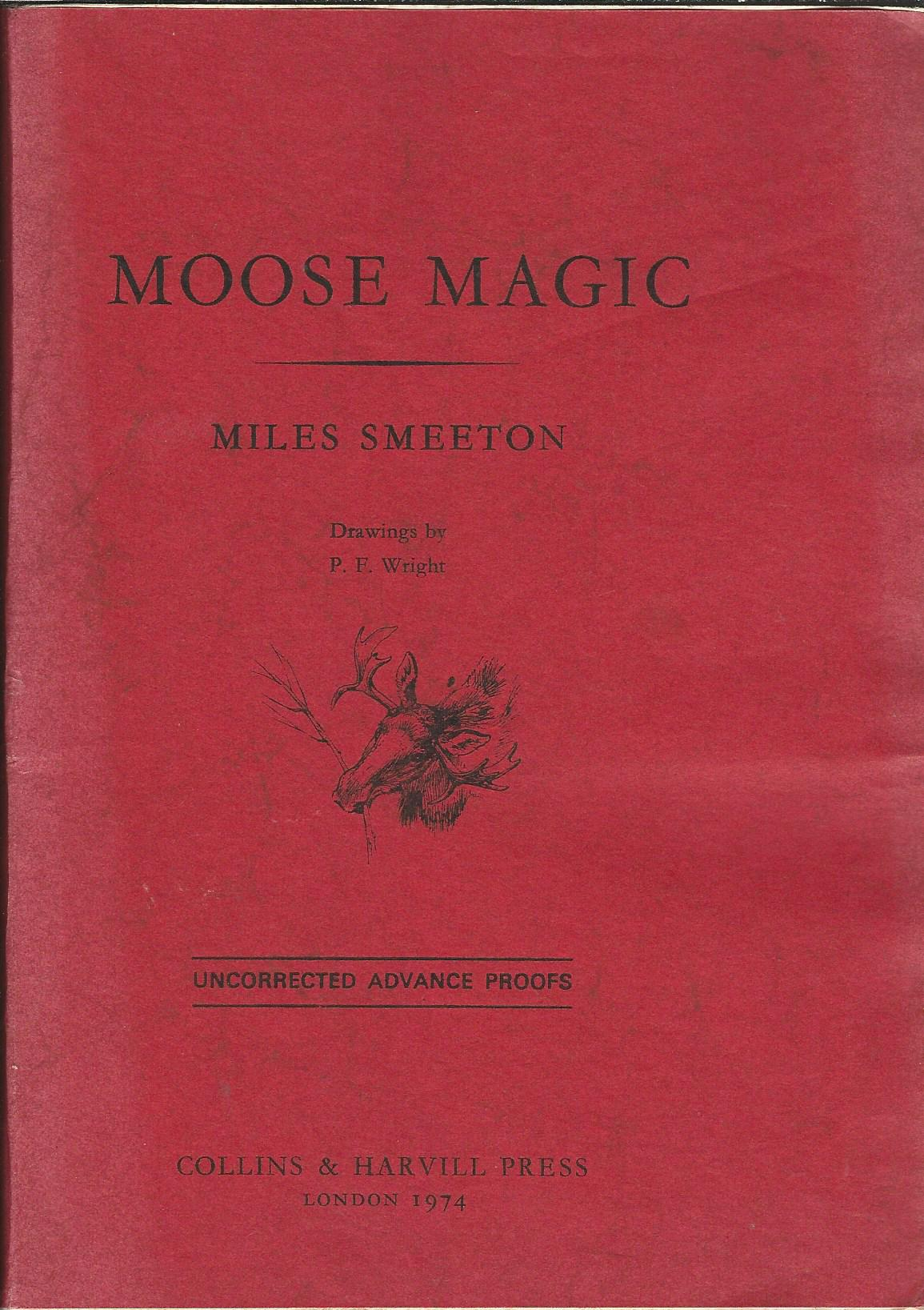 Image for Moose Magic.