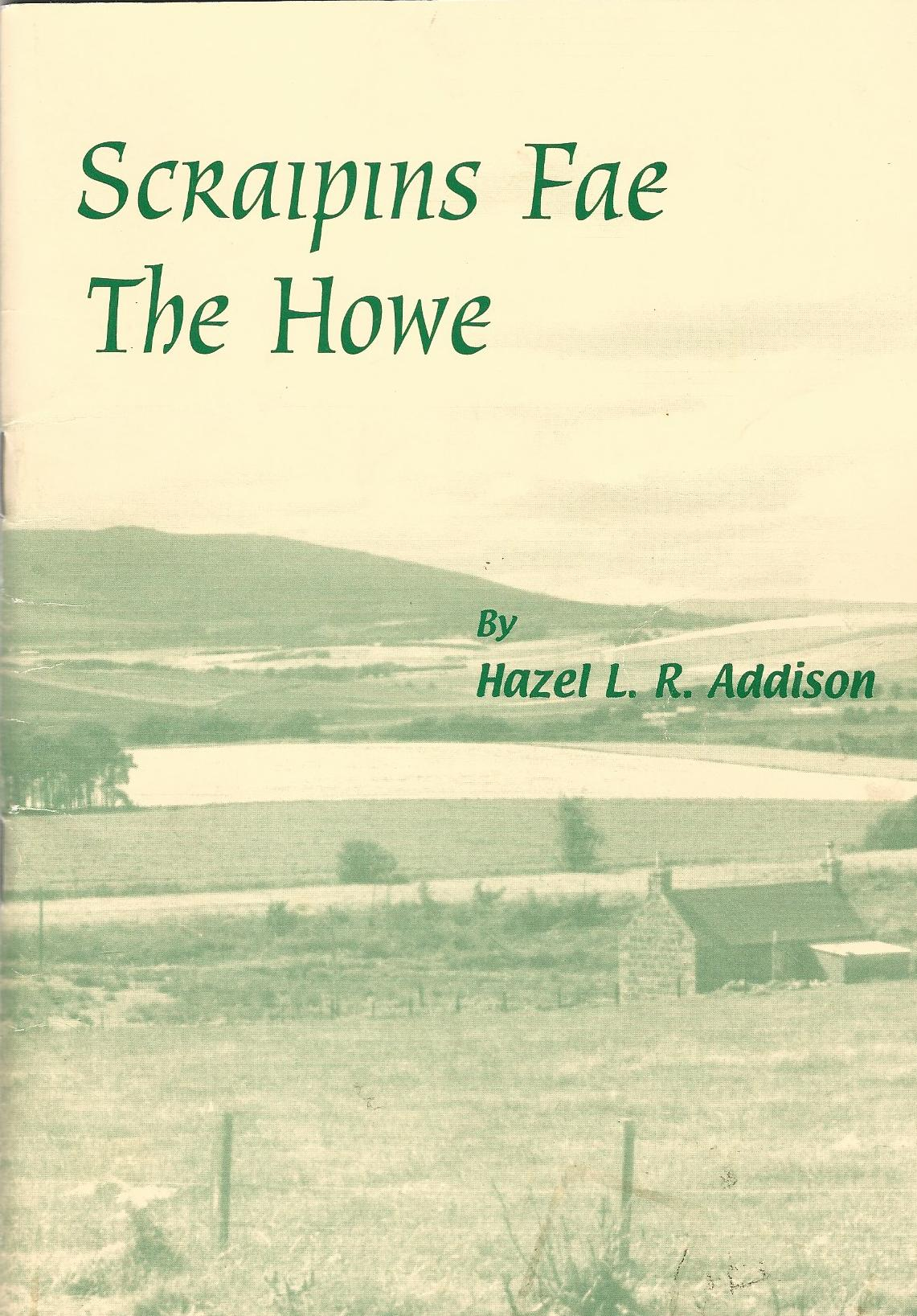 Image for Scraipins Fae the Howe.