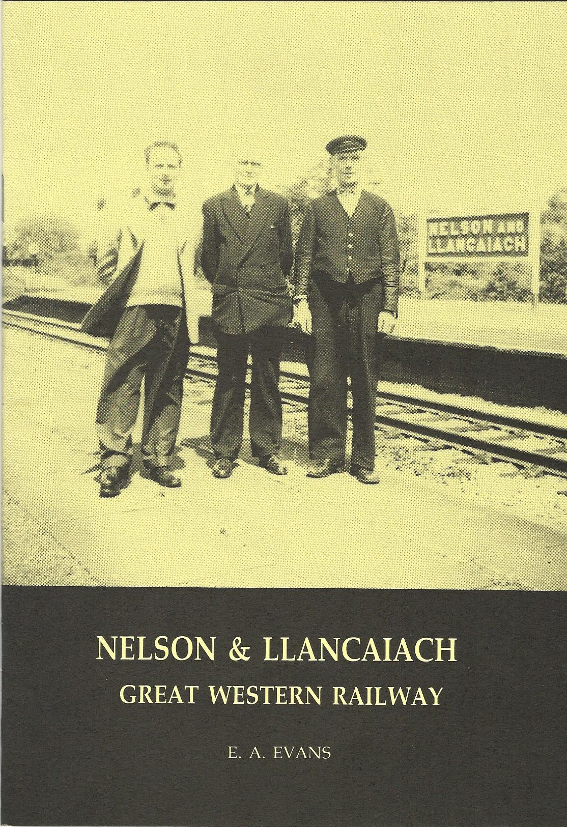 Image for Nelson & Llancaiach: Great Western Railway.