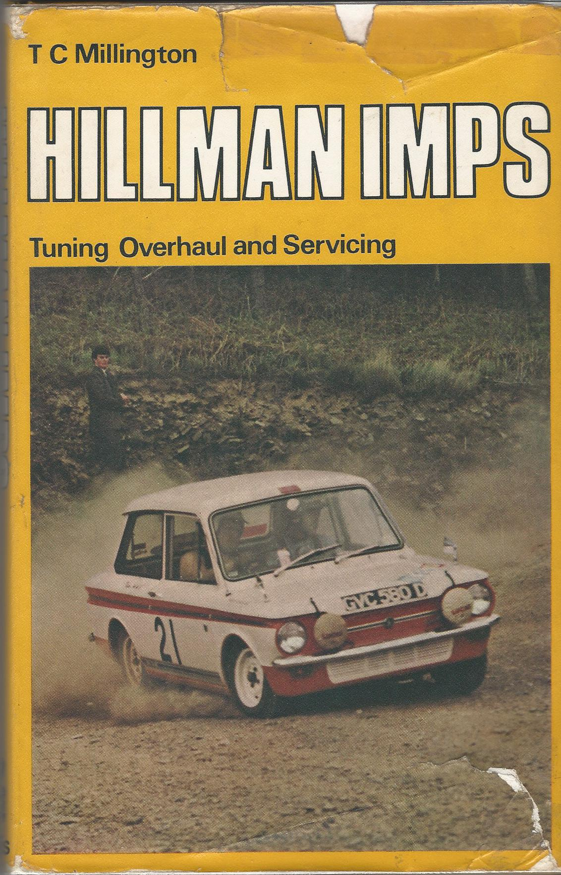 Image for Hillman Imps: Tuning, Overhaul, Servicing