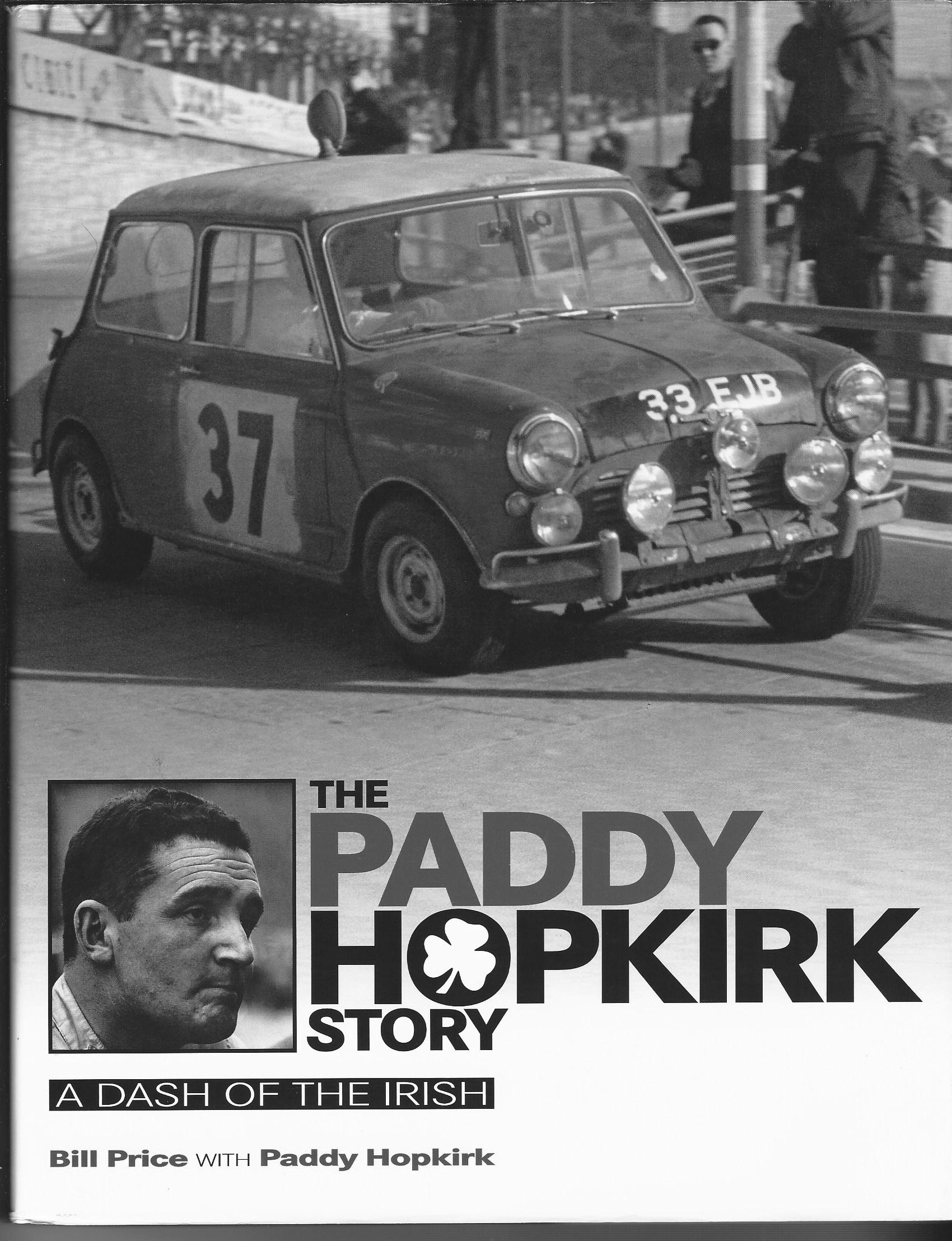 Image for The Paddy Hopkirk Story: A Dash of the Irish.