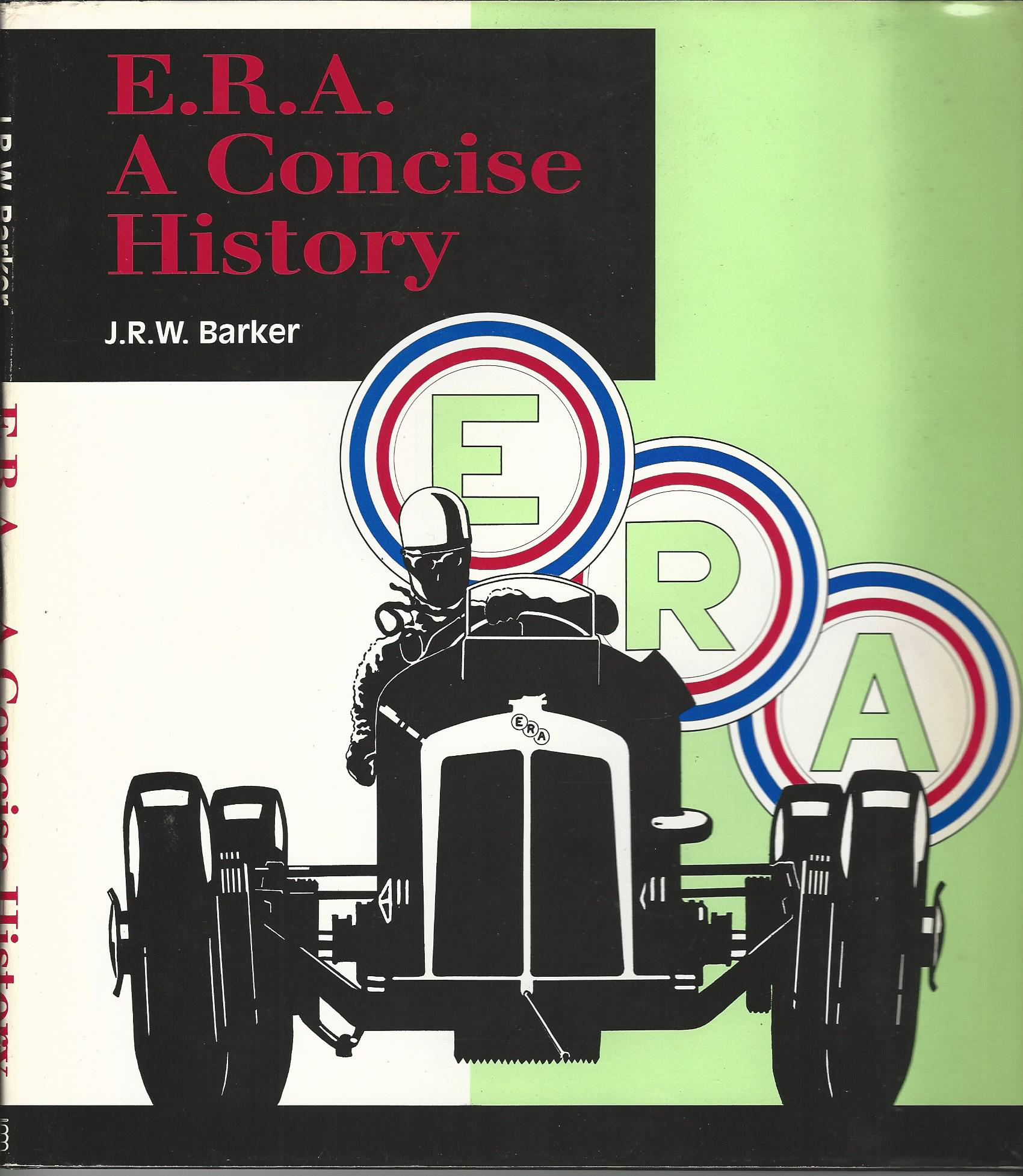 Image for E.R.A.: A Concise History.