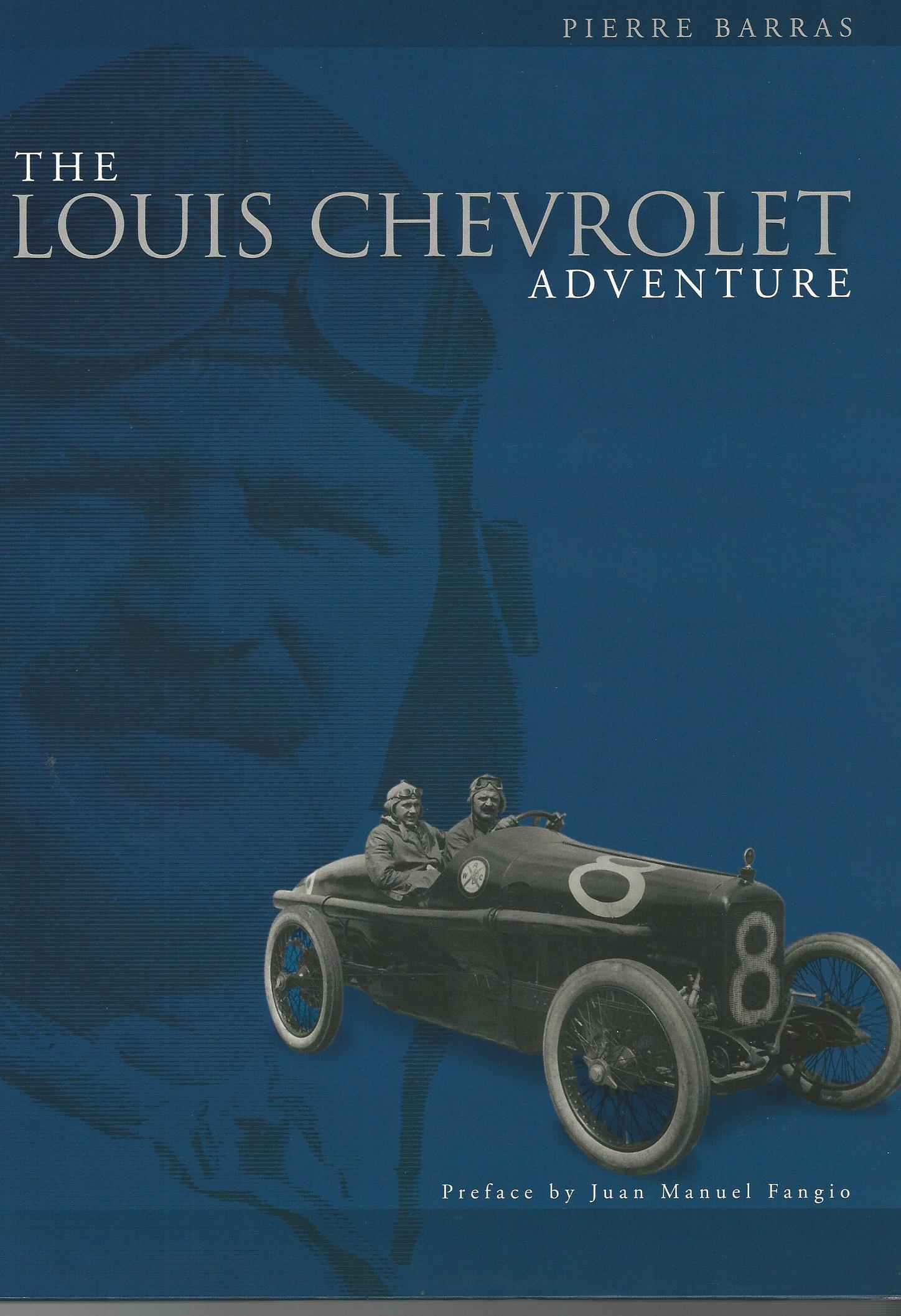 Image for The Louis Chevrolet Adventure.