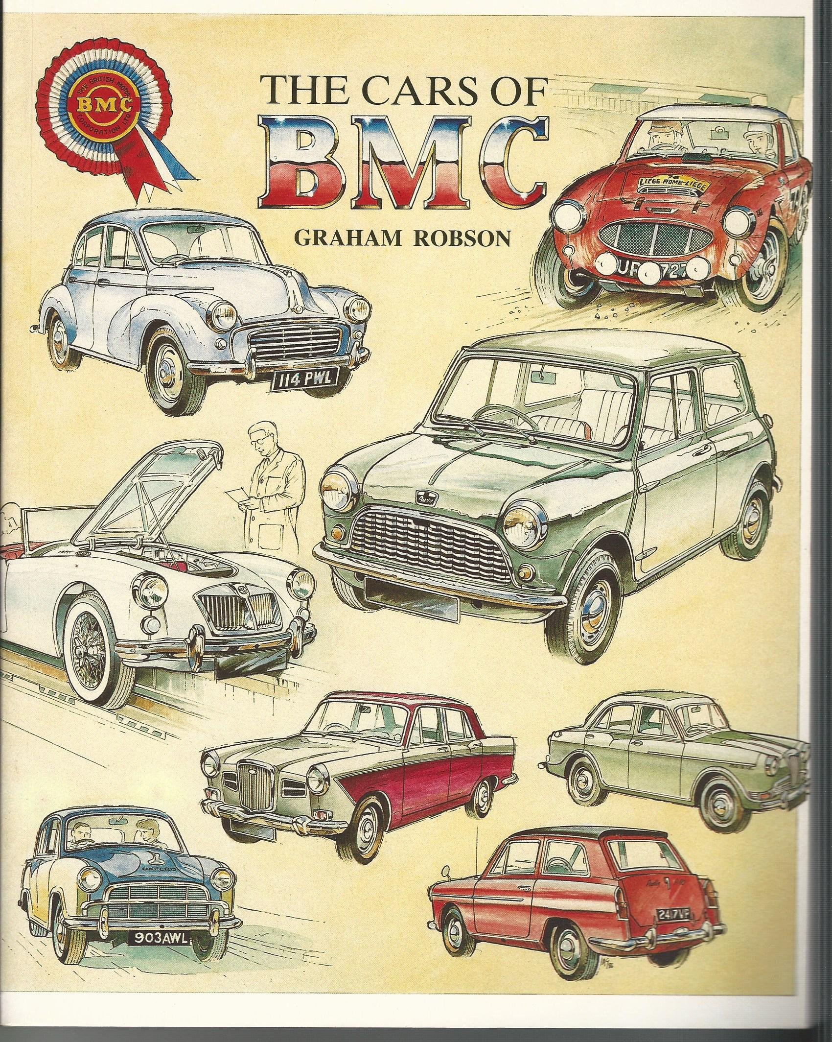 Image for The Cars of BMC.