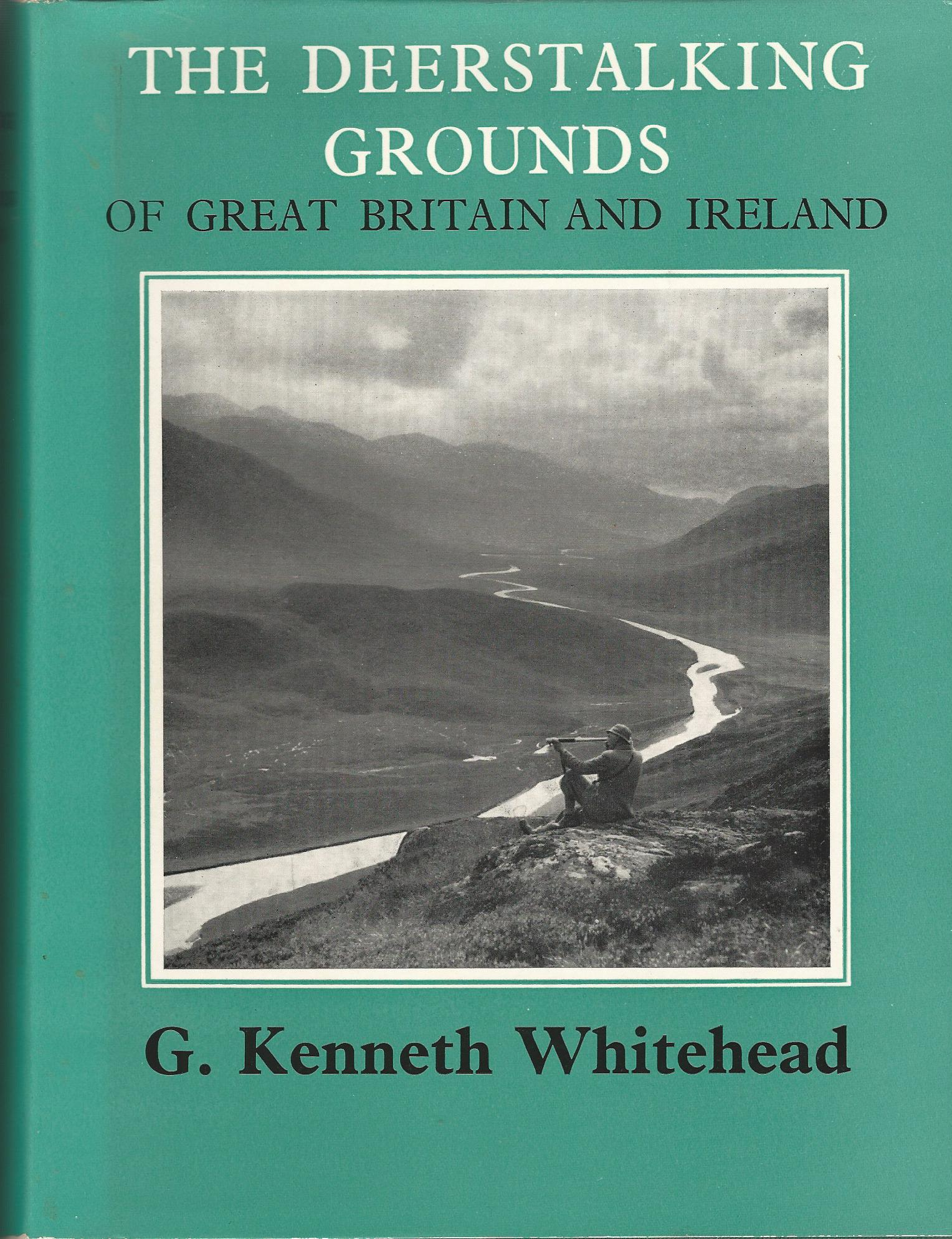 Image for The Deerstalking Grounds of Great Britain and Ireland.