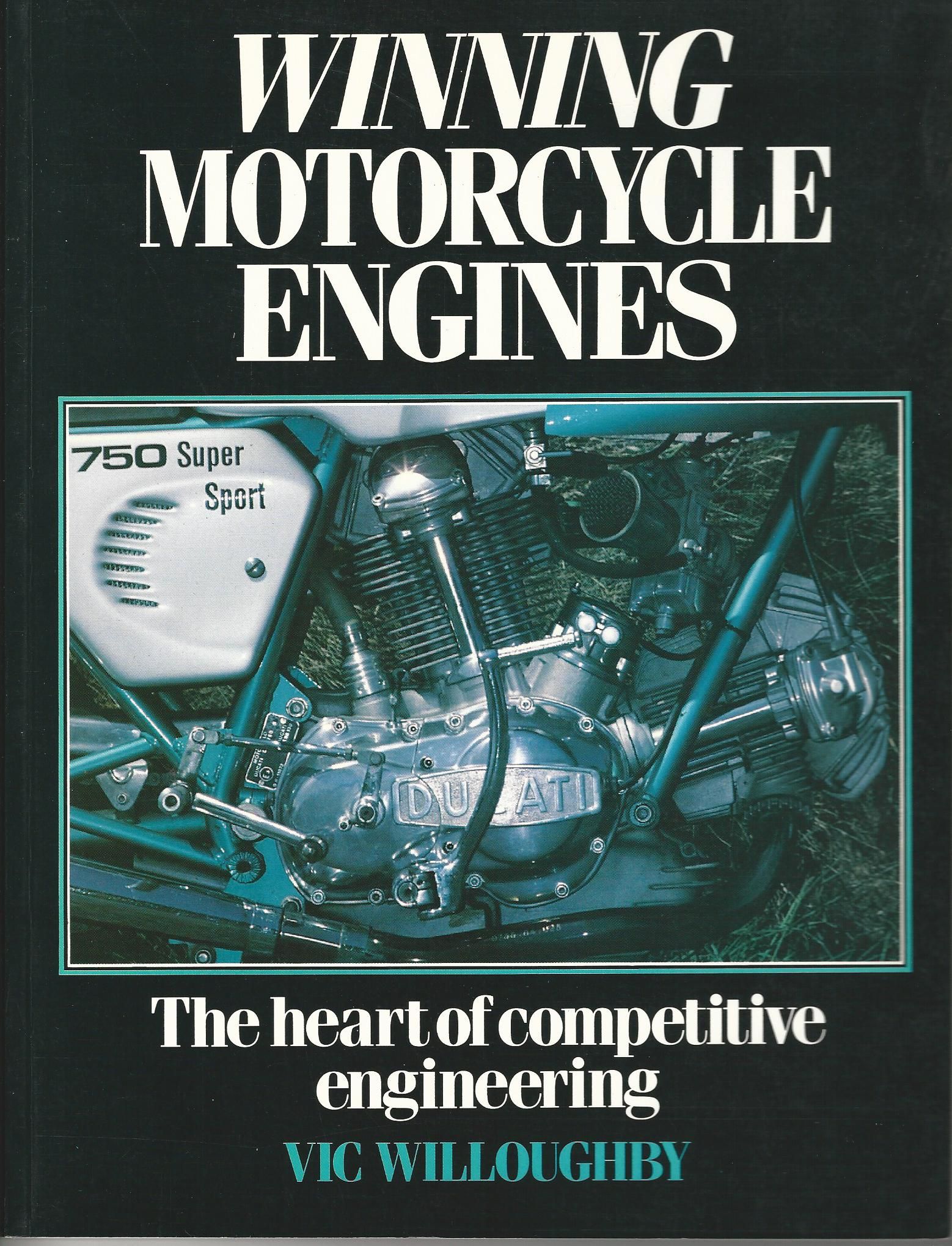 Image for Winning Motorcycle Engines.